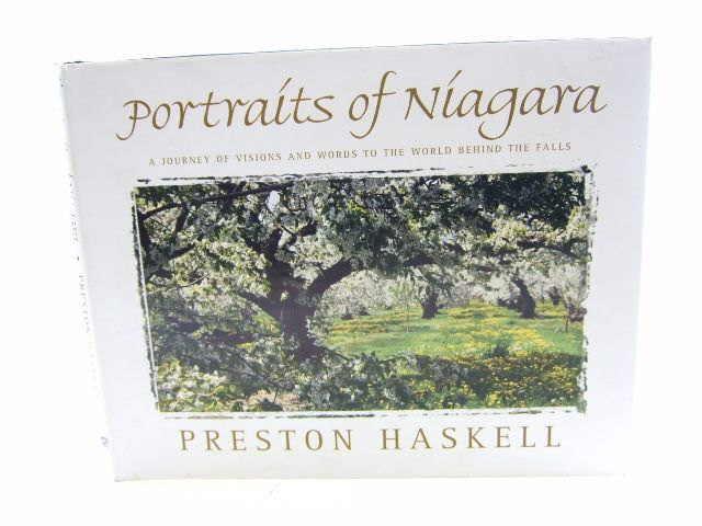 Photo of PORTRAITS OF NIAGARA written by Haskell, Preston published by The Dam Publisher Inc. (STOCK CODE: 1804936)  for sale by Stella & Rose's Books
