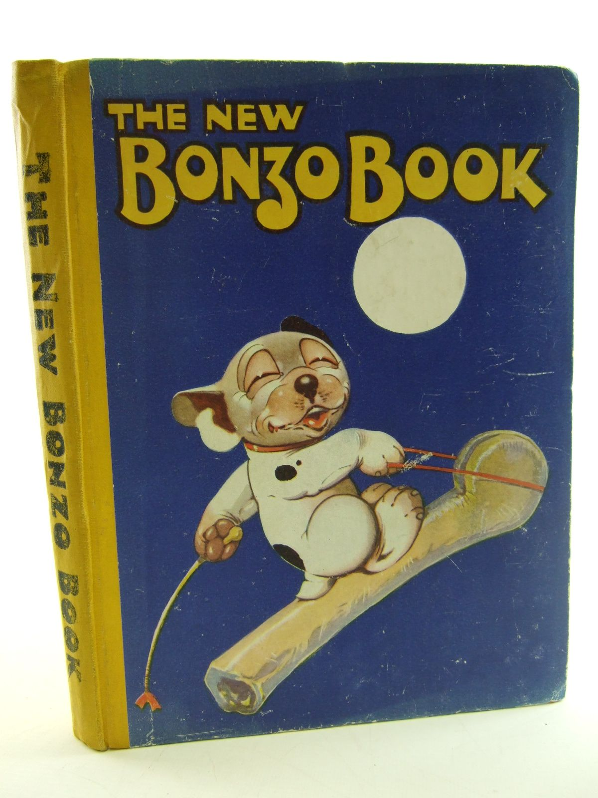 Photo of THE NEW BONZO BOOK written by Studdy, G.E. illustrated by Studdy, G.E. published by Partridge (STOCK CODE: 1805166)  for sale by Stella & Rose's Books