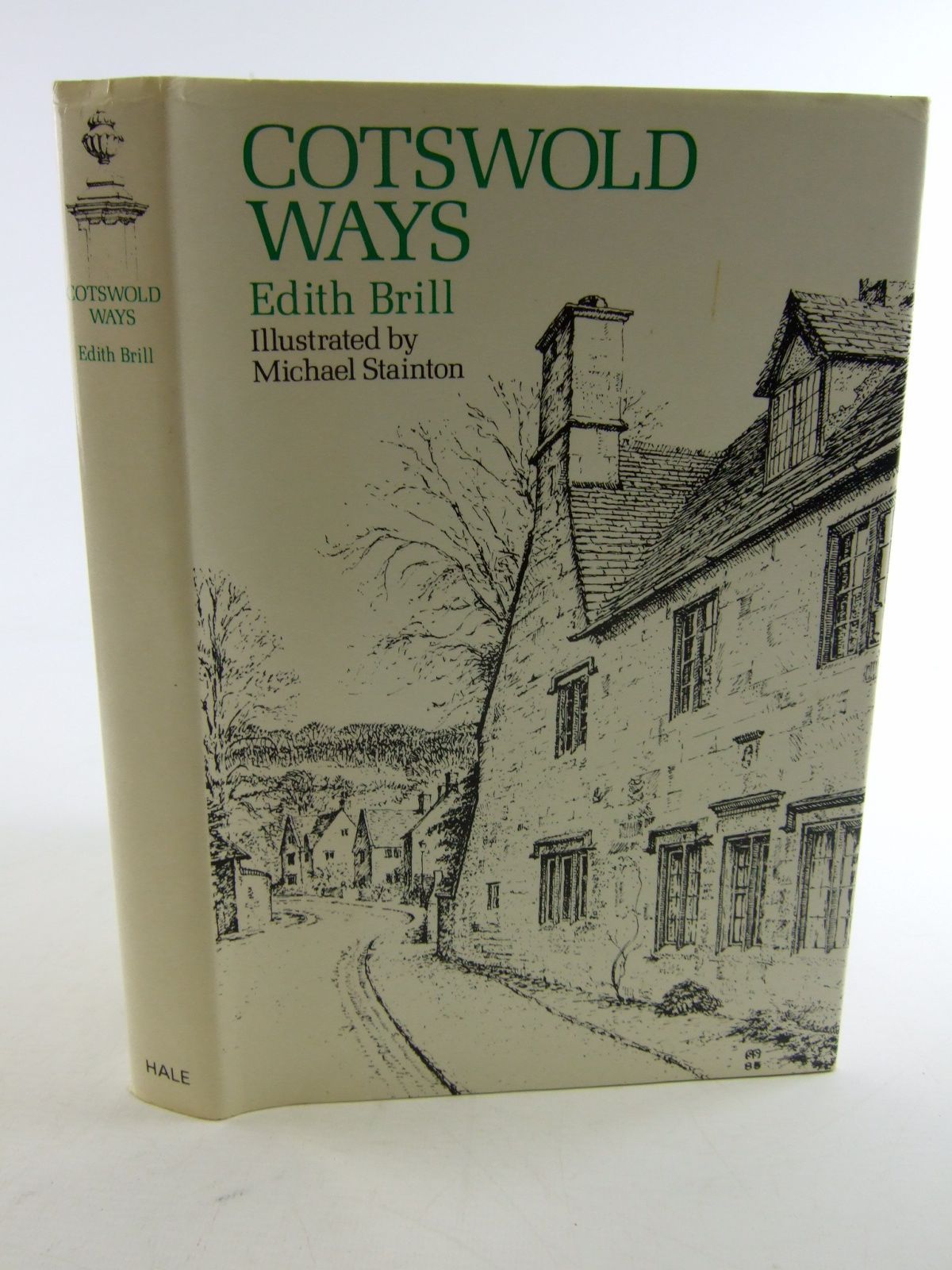 Photo of COTSWOLD WAYS written by Brill, Edith illustrated by Stainton, Michael published by Robert Hale (STOCK CODE: 1805274)  for sale by Stella & Rose's Books