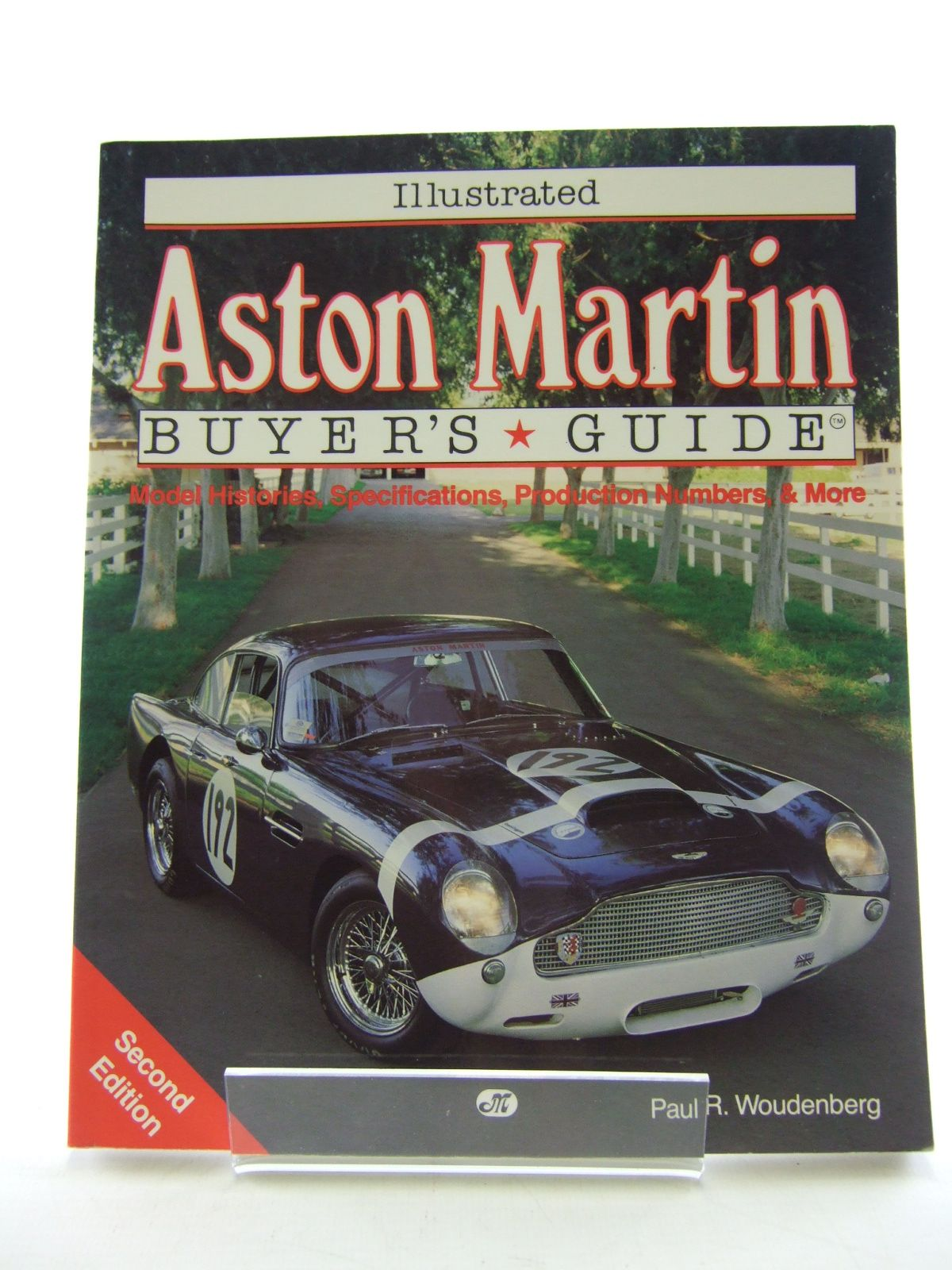 Photo of ILLUSTRATED ASTON MARTIN BUYER'S GUIDE written by Woudenberg, Paul R. published by Motorbooks International (STOCK CODE: 1805298)  for sale by Stella & Rose's Books