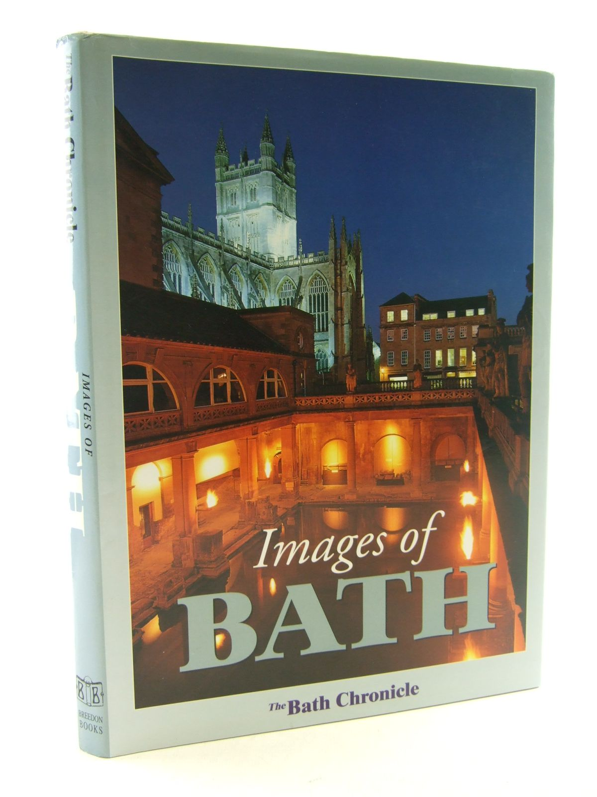 Photo of IMAGES OF BATH THE BATH CHRONICLE published by Breedon Books Publishing Co. (STOCK CODE: 1805306)  for sale by Stella & Rose's Books