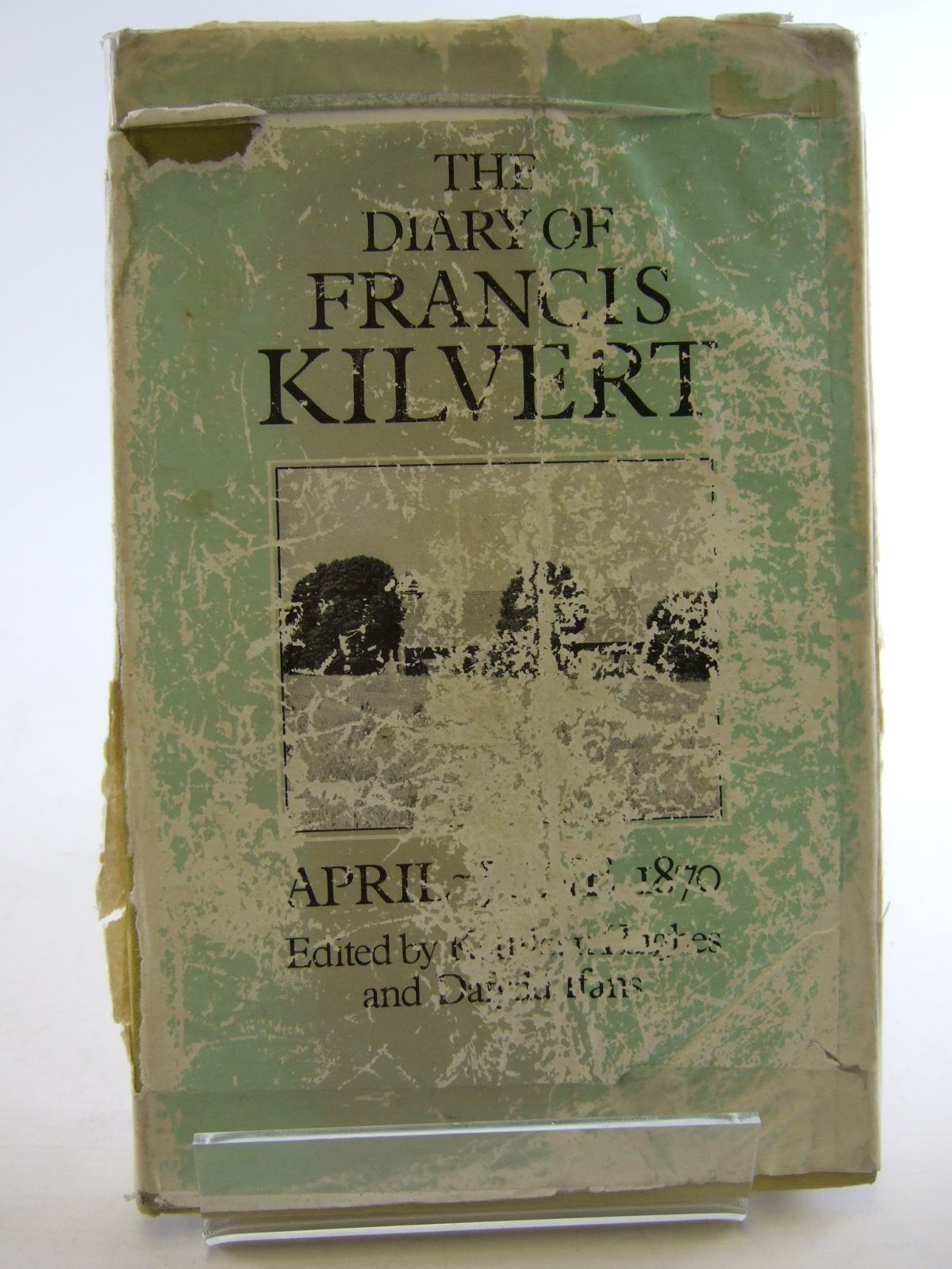 Photo of THE DIARY OF FRANCIS KILVERT APRIL-JUNE 1870 written by Kilvert, Francis<br />Hughes, Kathleen<br />Ifans, Dafydd published by The National Library of Wales (STOCK CODE: 1805364)  for sale by Stella & Rose's Books