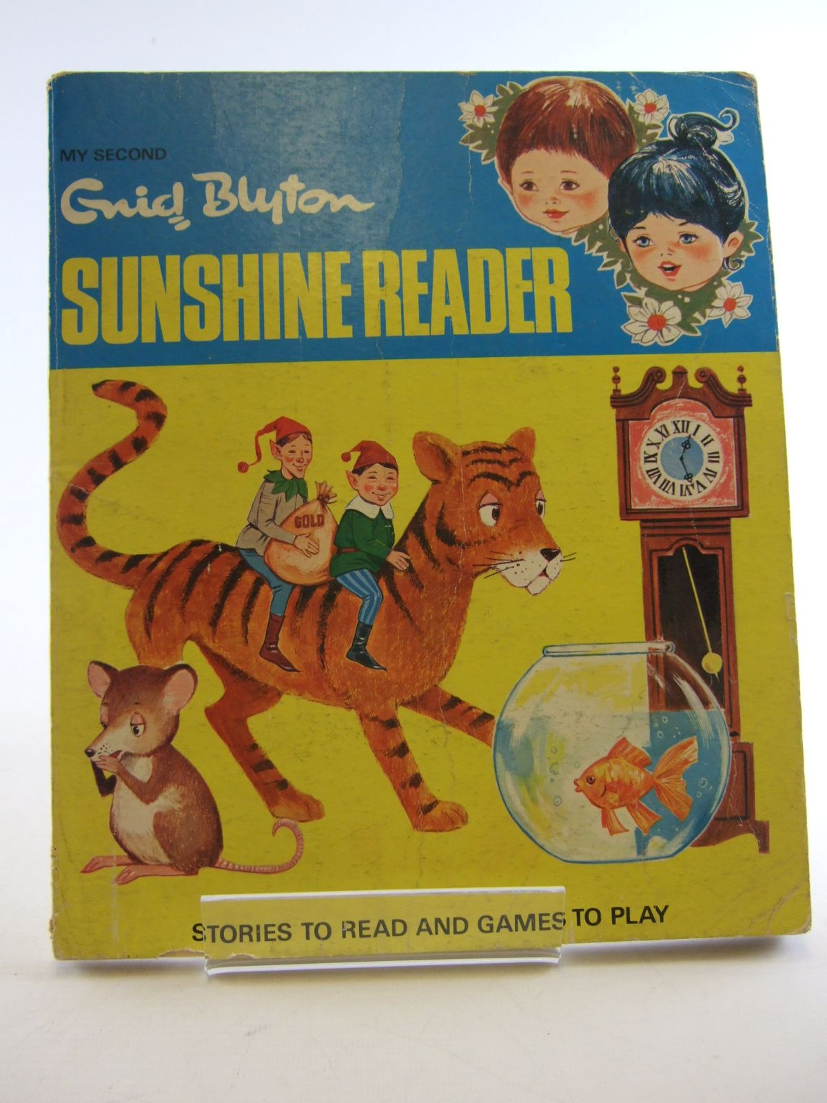 Photo of MY SECOND ENID BLYTON SUNSHINE READER written by Blyton, Enid published by World Distributors Ltd. (STOCK CODE: 1805446)  for sale by Stella & Rose's Books