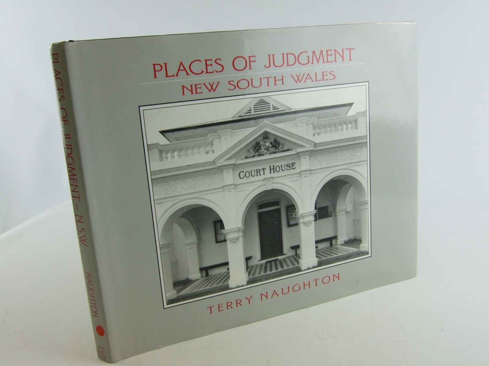 Photo of PLACES OF JUDGMENT NEW SOUTH WALES written by Naughton, Terry published by The Law Book Company (STOCK CODE: 1805474)  for sale by Stella & Rose's Books