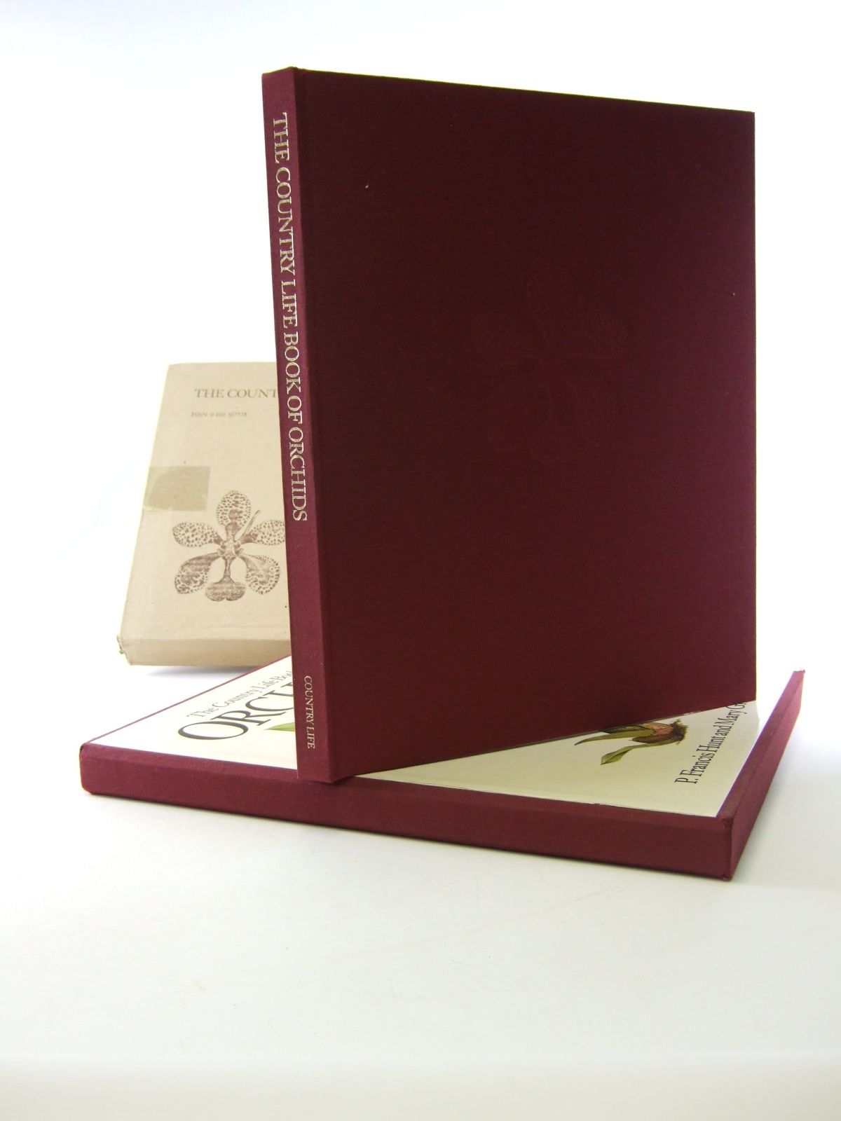 Photo of THE COUNTRY LIFE BOOK OF ORCHIDS written by Hunt, P. Francis<br />Grierson, Mary illustrated by Grierson, Mary published by Country Life Books (STOCK CODE: 1805558)  for sale by Stella & Rose's Books