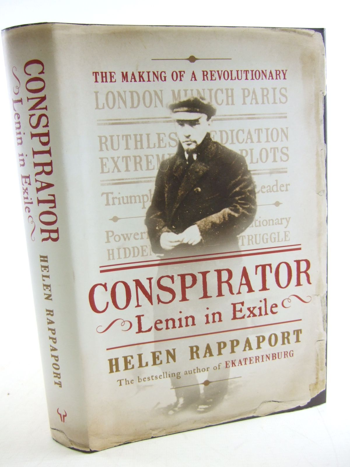 Photo of CONSPIRATOR LENIN IN EXILE written by Rappaport, Helen published by Hutchinson (STOCK CODE: 1805631)  for sale by Stella & Rose's Books