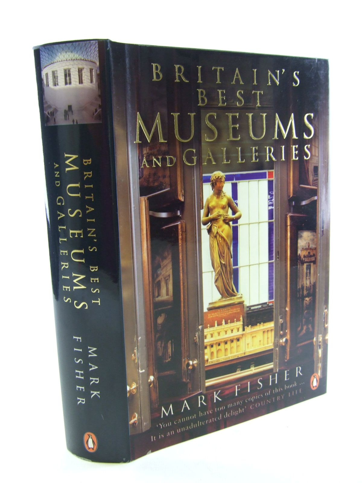 Photo of BRITAIN'S BEST MUSEUMS AND GALLERIES written by Fisher, Mark published by Allen Lane (STOCK CODE: 1805732)  for sale by Stella & Rose's Books