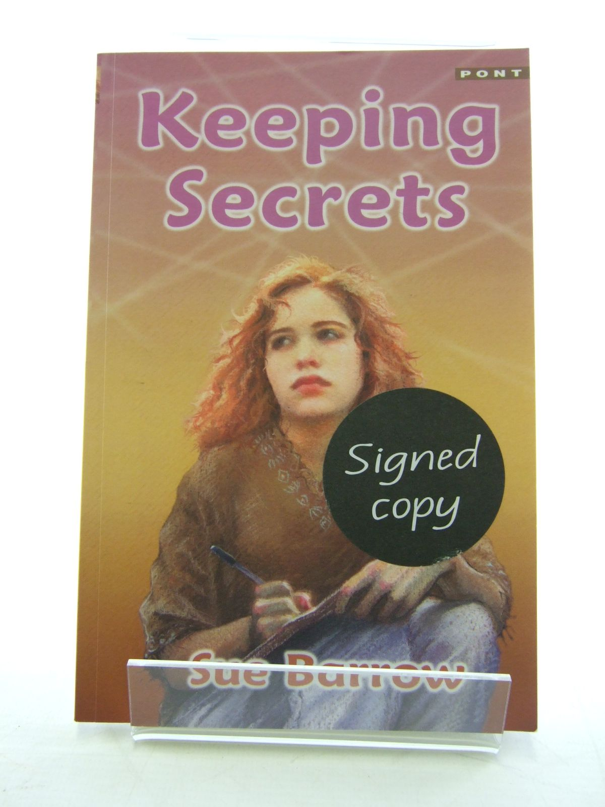 Photo of KEEPING SECRETS written by Barrow, Sue published by Pont Books (STOCK CODE: 1805870)  for sale by Stella & Rose's Books