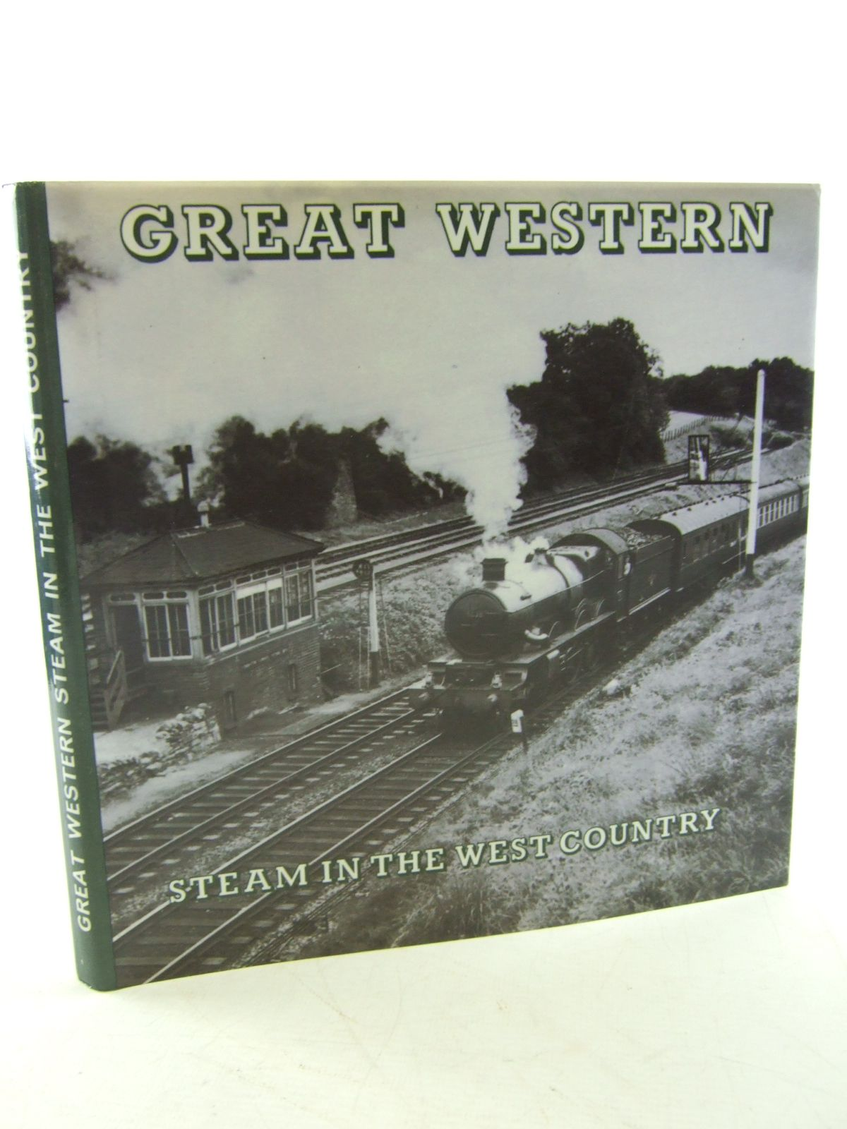 Photo of GREAT WESTERN STEAM IN THE WEST COUNTRY written by 4588,  published by D. Bradford Barton (STOCK CODE: 1805894)  for sale by Stella & Rose's Books