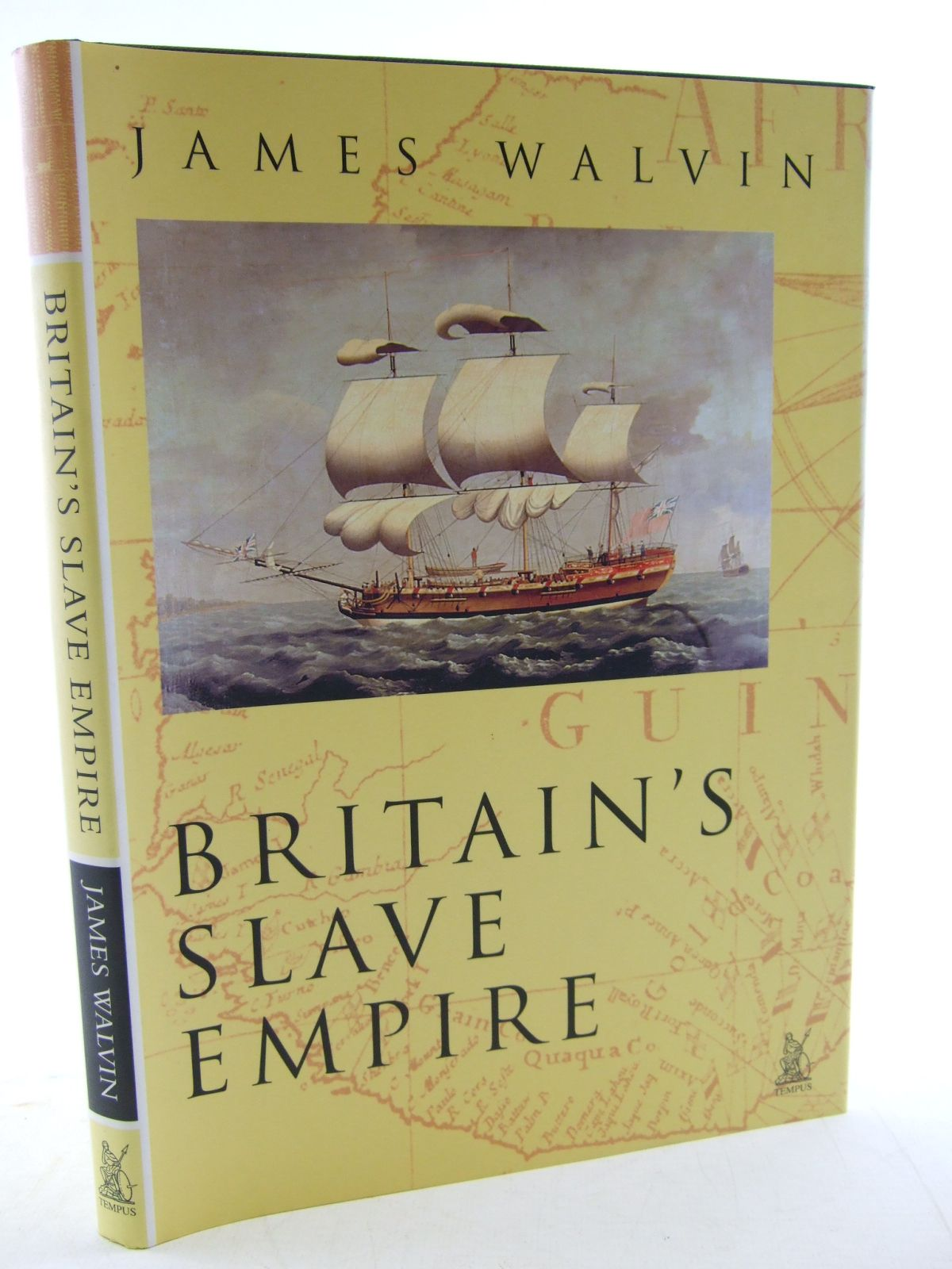 Photo of BRITAIN'S SLAVE EMPIRE written by Walvin, James published by Tempus (STOCK CODE: 1805924)  for sale by Stella & Rose's Books