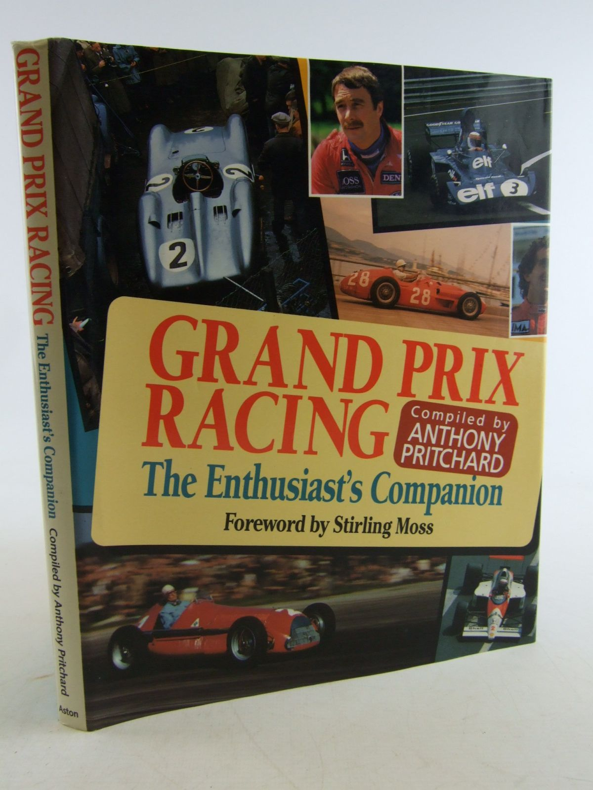 Photo of GRAND PRIX RACING THE ENTHUSIAST'S COMPANION written by Pritchard, Anthony published by Aston Publications (STOCK CODE: 1806030)  for sale by Stella & Rose's Books