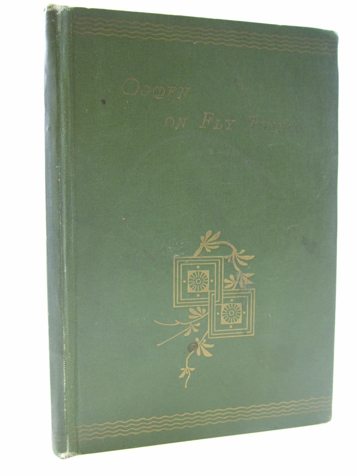 Photo of OGDEN ON FLY TYING ETC written by Ogden, James published by Sampson Low, Marston, Searle, & Rivington (STOCK CODE: 1806277)  for sale by Stella & Rose's Books