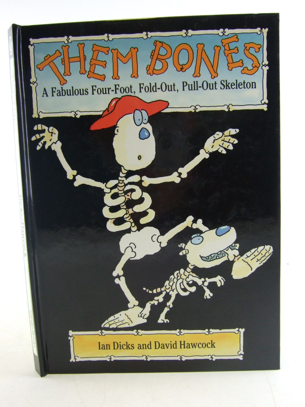 Photo of THEM BONES illustrated by Dicks, Ian published by Tango Books (STOCK CODE: 1806483)  for sale by Stella & Rose's Books