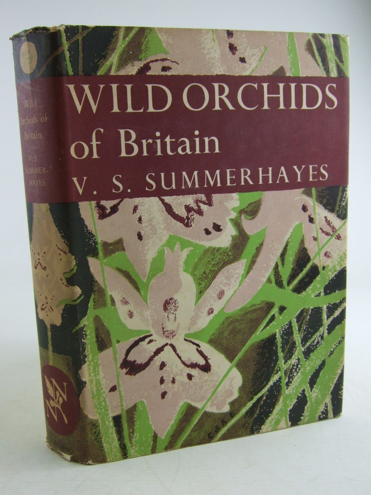 Photo of WILD ORCHIDS OF BRITAIN (NN 19) written by Summerhayes, V.S. published by Collins (STOCK CODE: 1806533)  for sale by Stella & Rose's Books