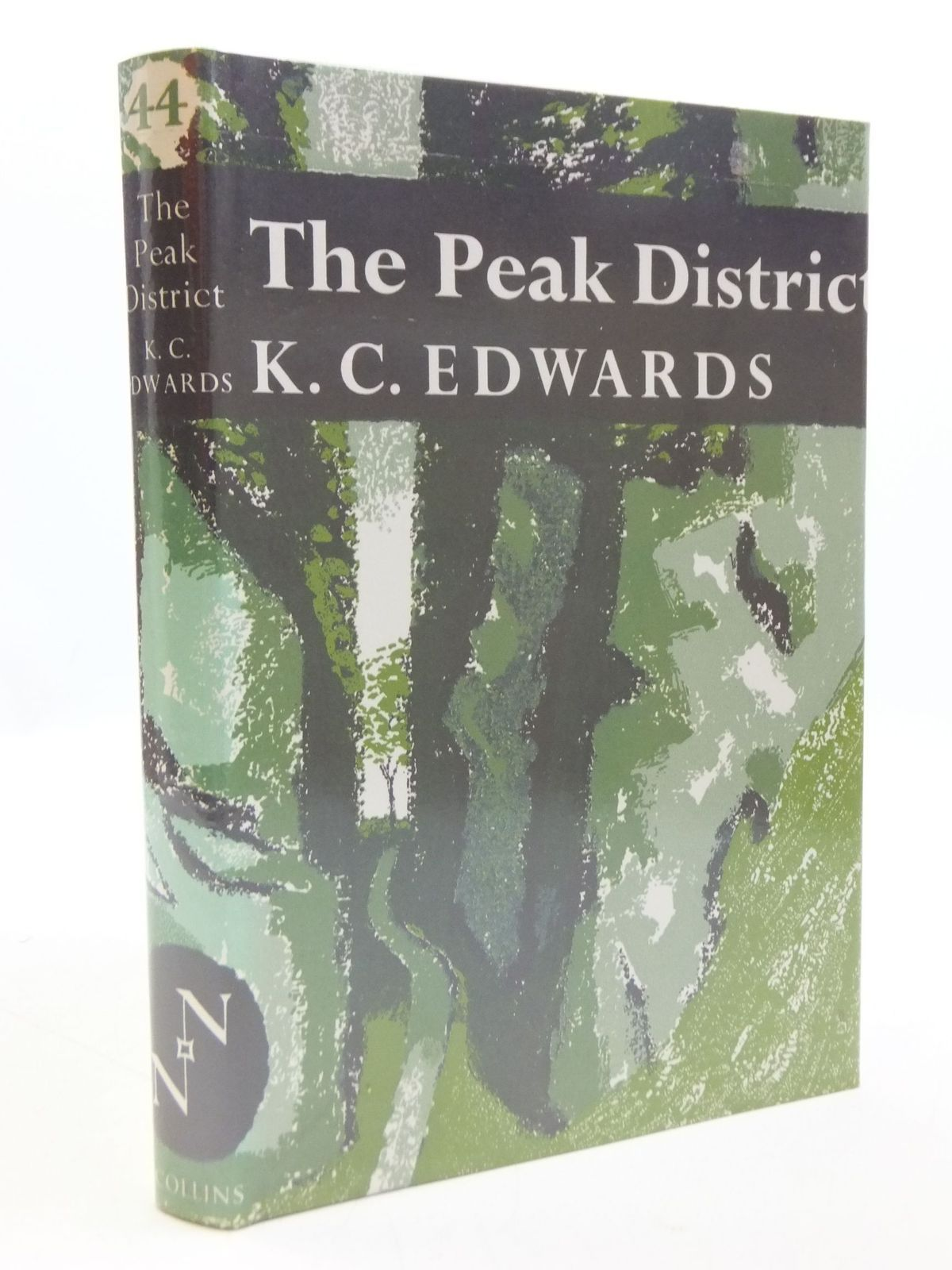 Photo of THE PEAK DISTRICT (NN 44) written by Edwards, K.C.<br />Swinnerton, H.H.<br />Hall, R.H. published by Collins (STOCK CODE: 1807244)  for sale by Stella & Rose's Books