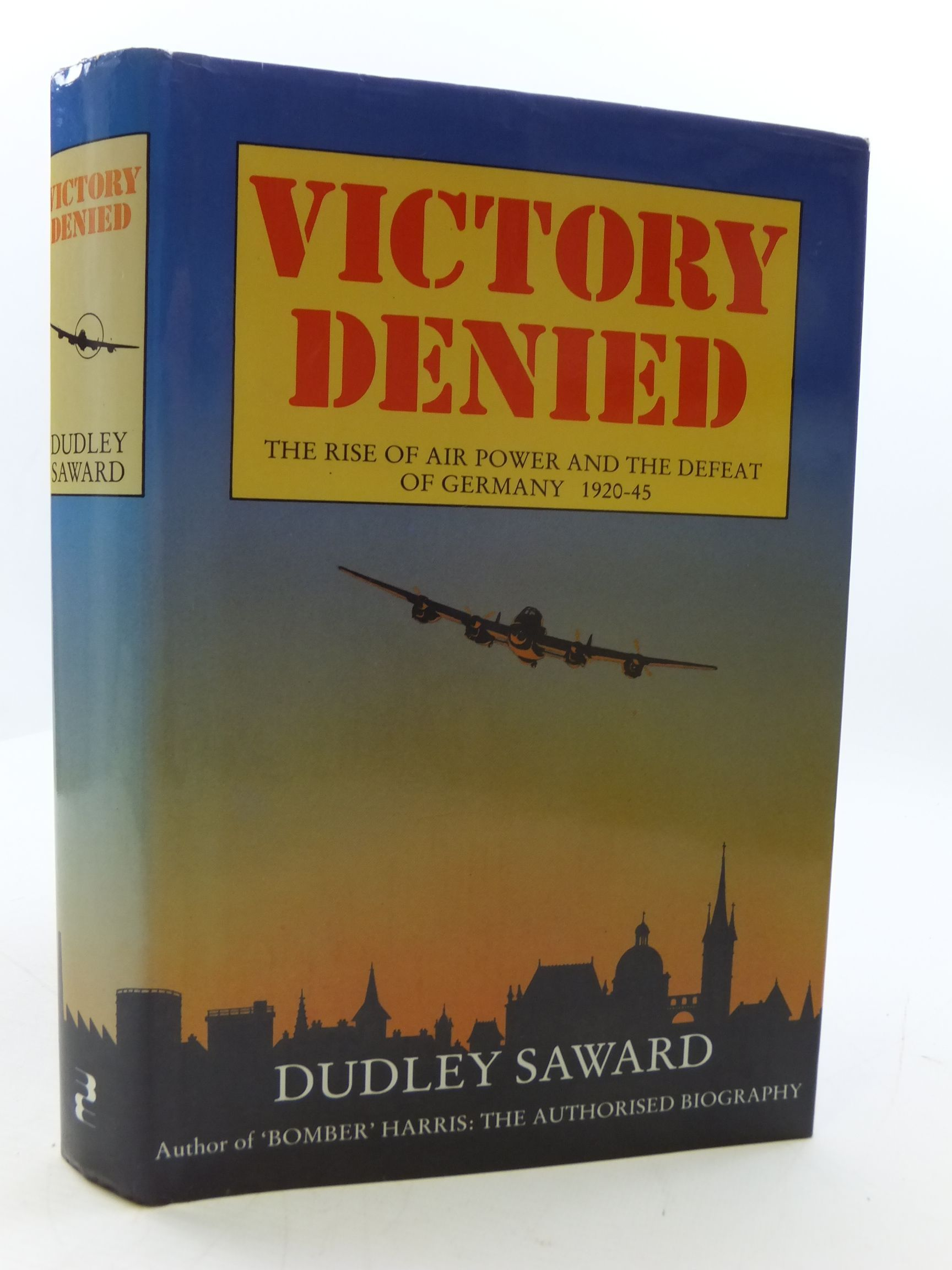 Photo of VICTORY DENIED THE RISE OF AIR POWER AND THE DEFEAT OF GERMANY 1920-45 written by Saward, Dudley published by Buchan & Enright (STOCK CODE: 1807259)  for sale by Stella & Rose's Books