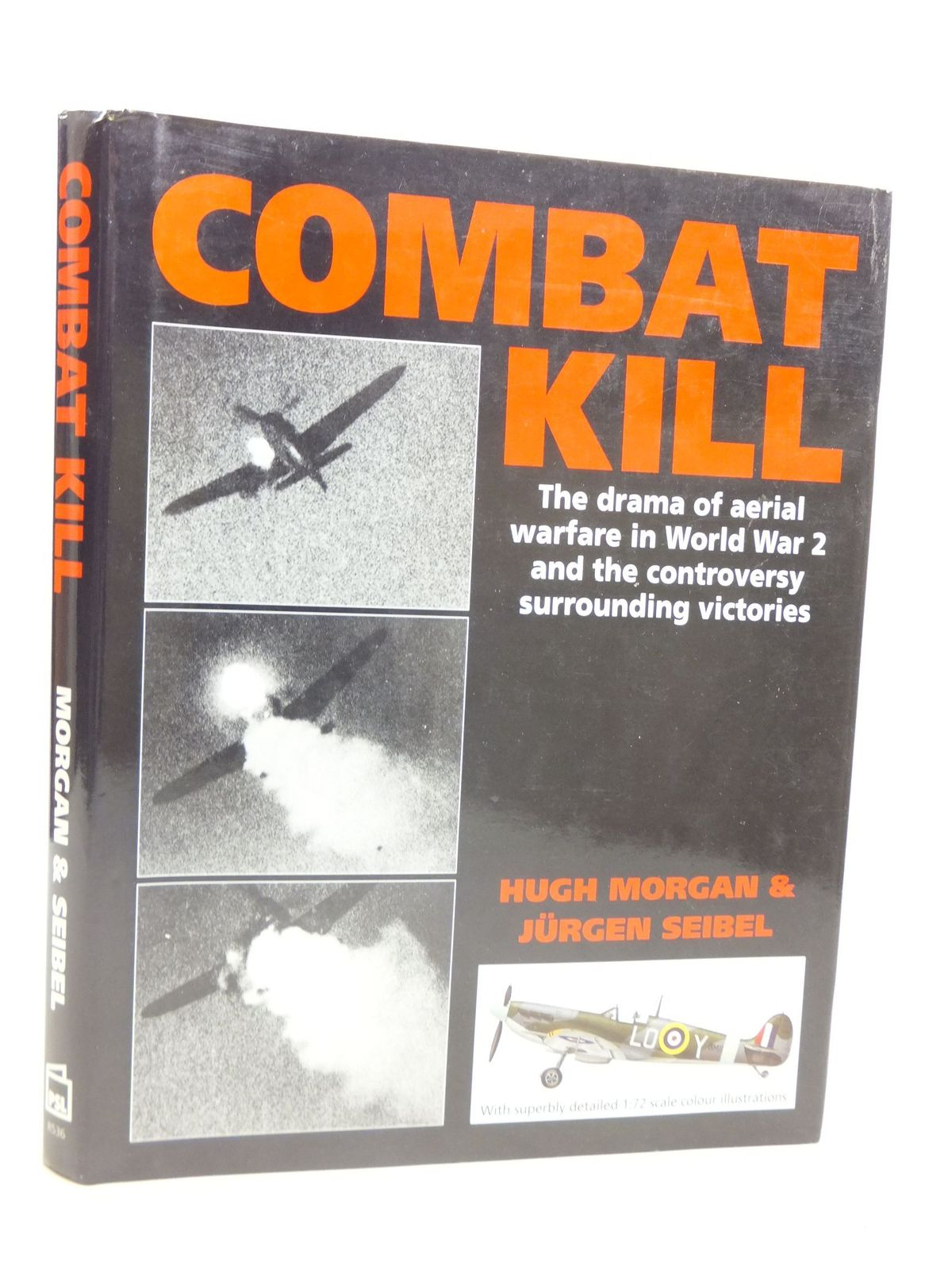 Photo of COMBAT KILL written by Morgan, Hugh<br />Seibel, Jurgen published by Patrick Stephens Limited (STOCK CODE: 1807290)  for sale by Stella & Rose's Books