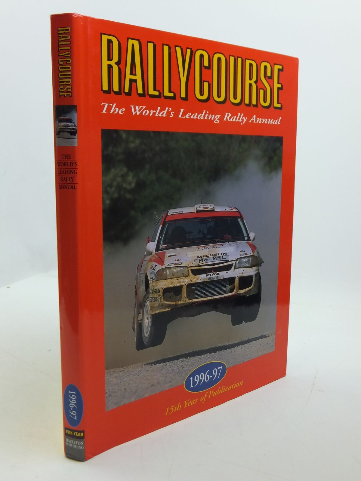 Photo of RALLYCOURSE 1996-97 written by Williams, David published by Hazleton Publishing (STOCK CODE: 1807382)  for sale by Stella & Rose's Books