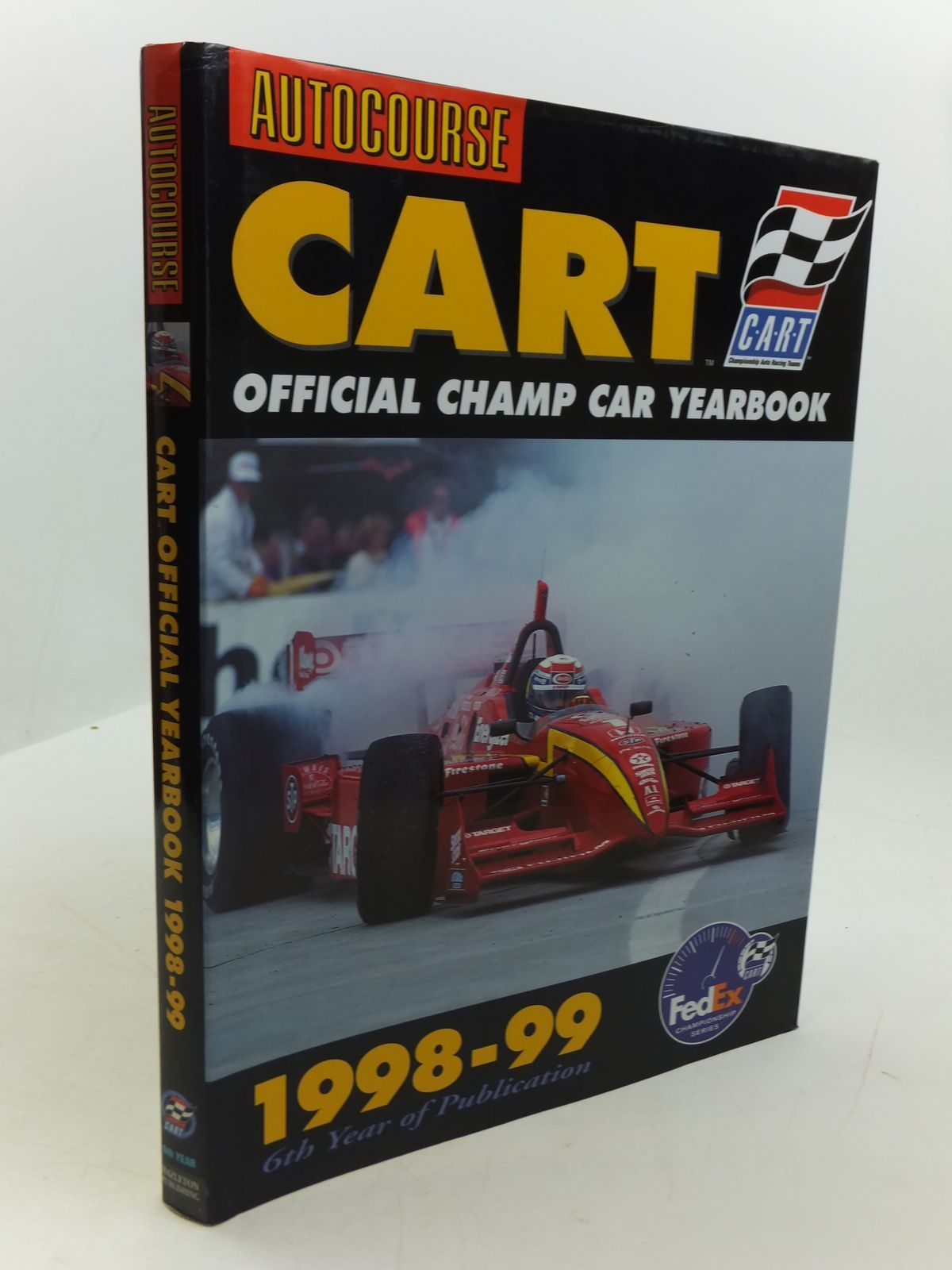 Photo of AUTOCOURSE CART OFFICIAL YEARBOOK 1998-99 published by Hazleton Publishing (STOCK CODE: 1807399)  for sale by Stella & Rose's Books