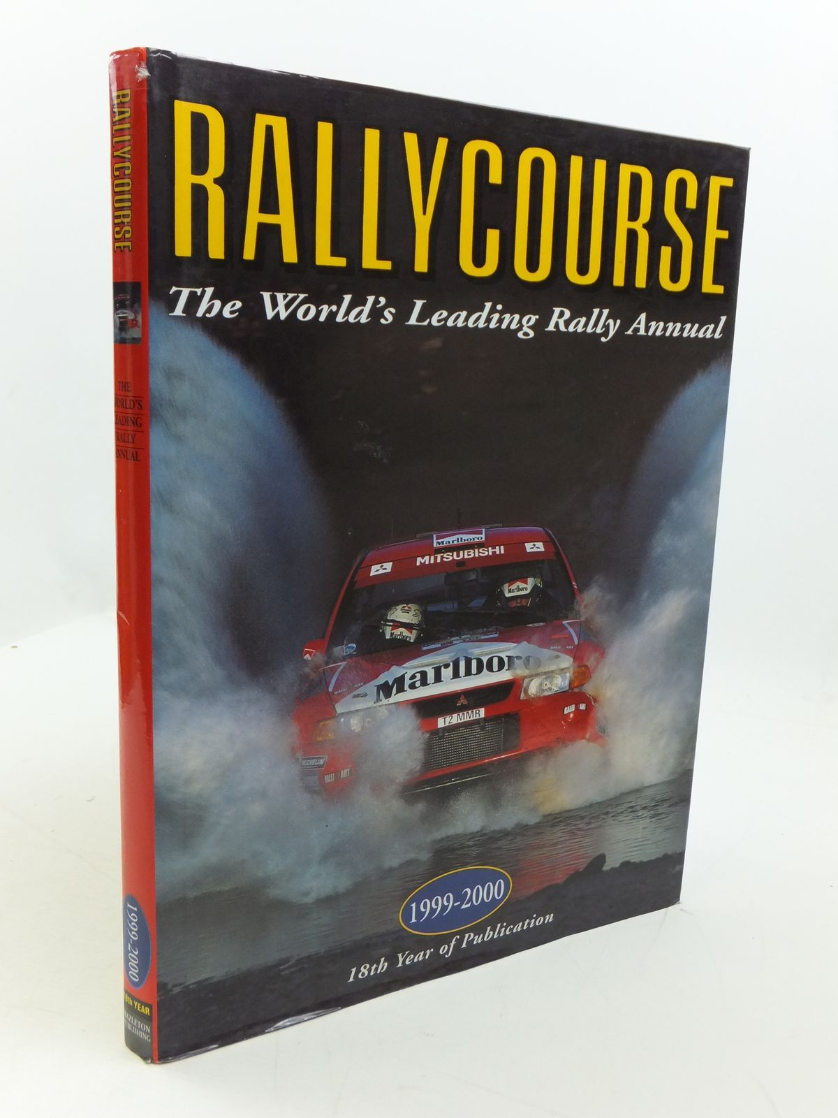 Photo of RALLYCOURSE 1999-2000 written by Williams, David published by Hazleton Publishing (STOCK CODE: 1807400)  for sale by Stella & Rose's Books