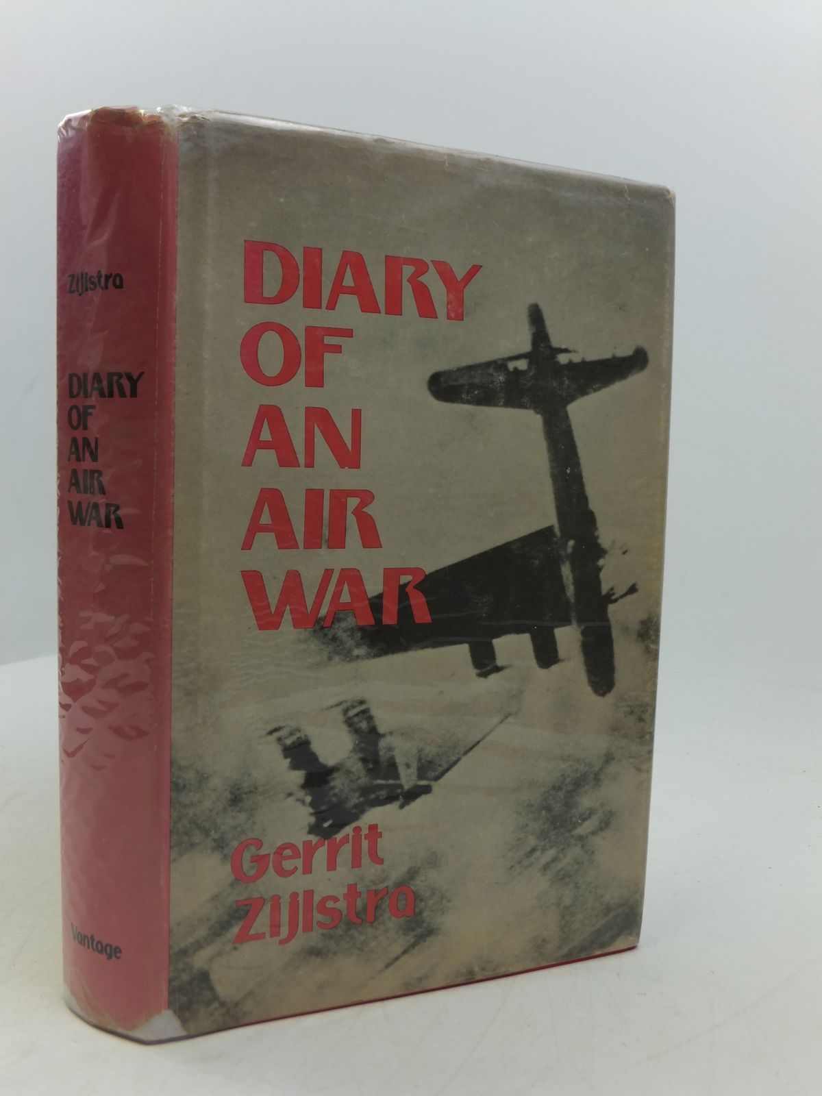 Photo of DIARY OF AN AIR WAR written by Zijlstra, Gerrit published by Vantage Press (STOCK CODE: 1807433)  for sale by Stella & Rose's Books