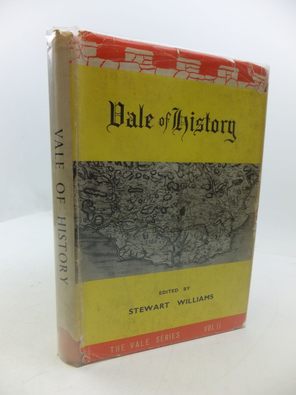 Photo of VALE OF HISTORY written by Williams, Stewart published by Stewart Williams (STOCK CODE: 1807585)  for sale by Stella & Rose's Books