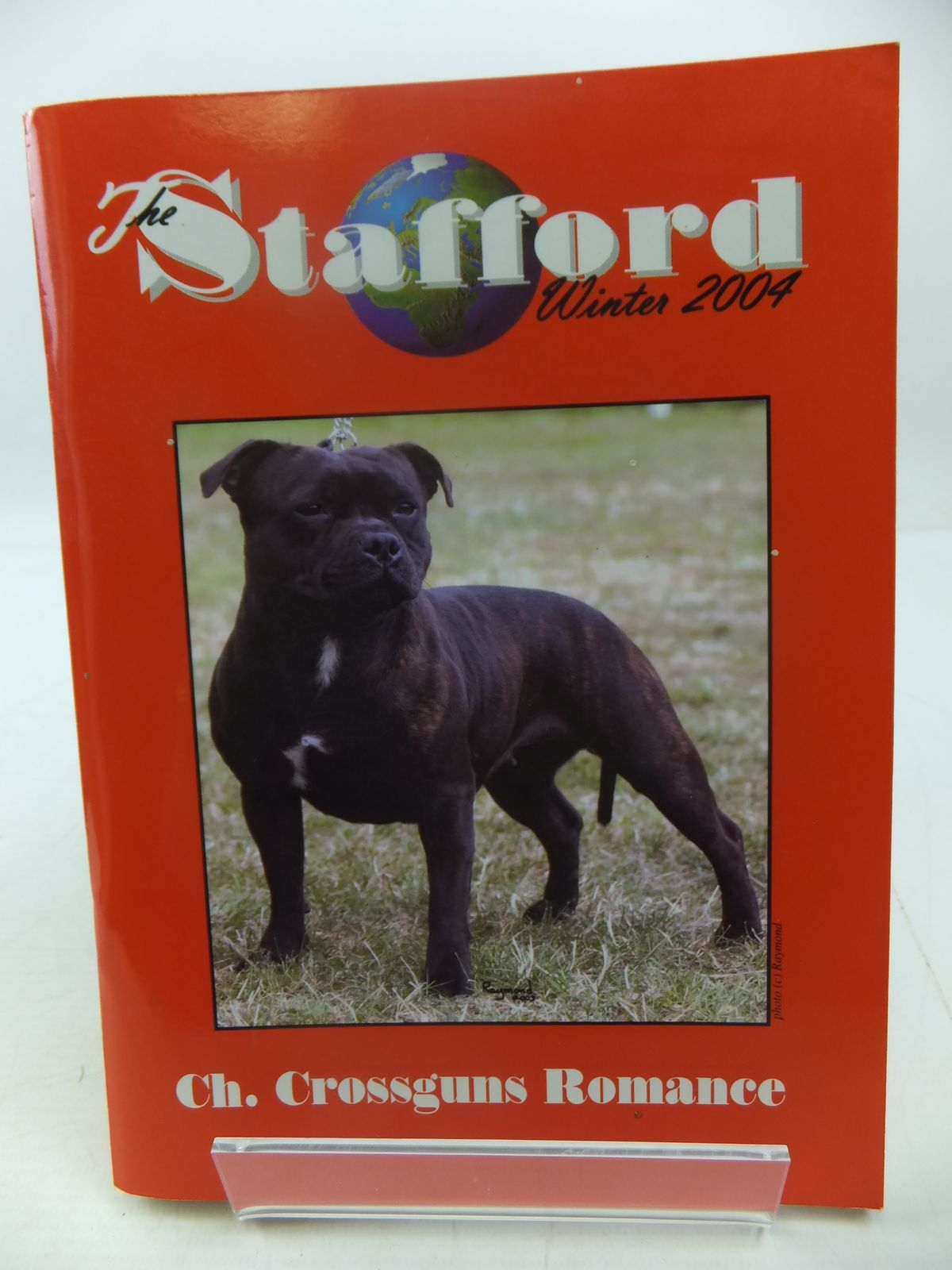 Photo of THE STAFFORD WINTER 2004 written by Loughborough, Jean (STOCK CODE: 1807626)  for sale by Stella & Rose's Books