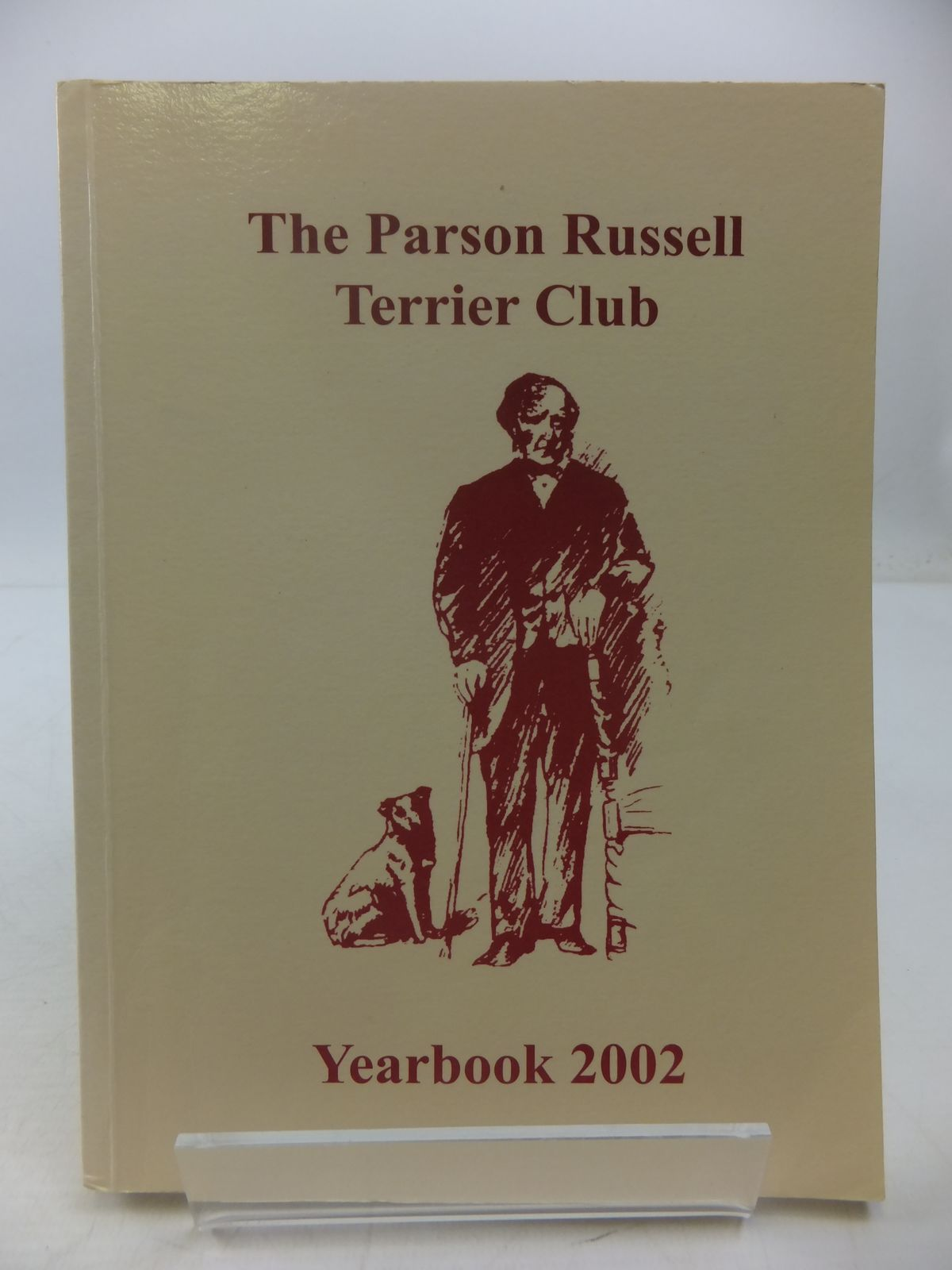 Photo of THE PARSON RUSSELL TERRIER CLUB YEARBOOK 2002 (STOCK CODE: 1807657)  for sale by Stella & Rose's Books