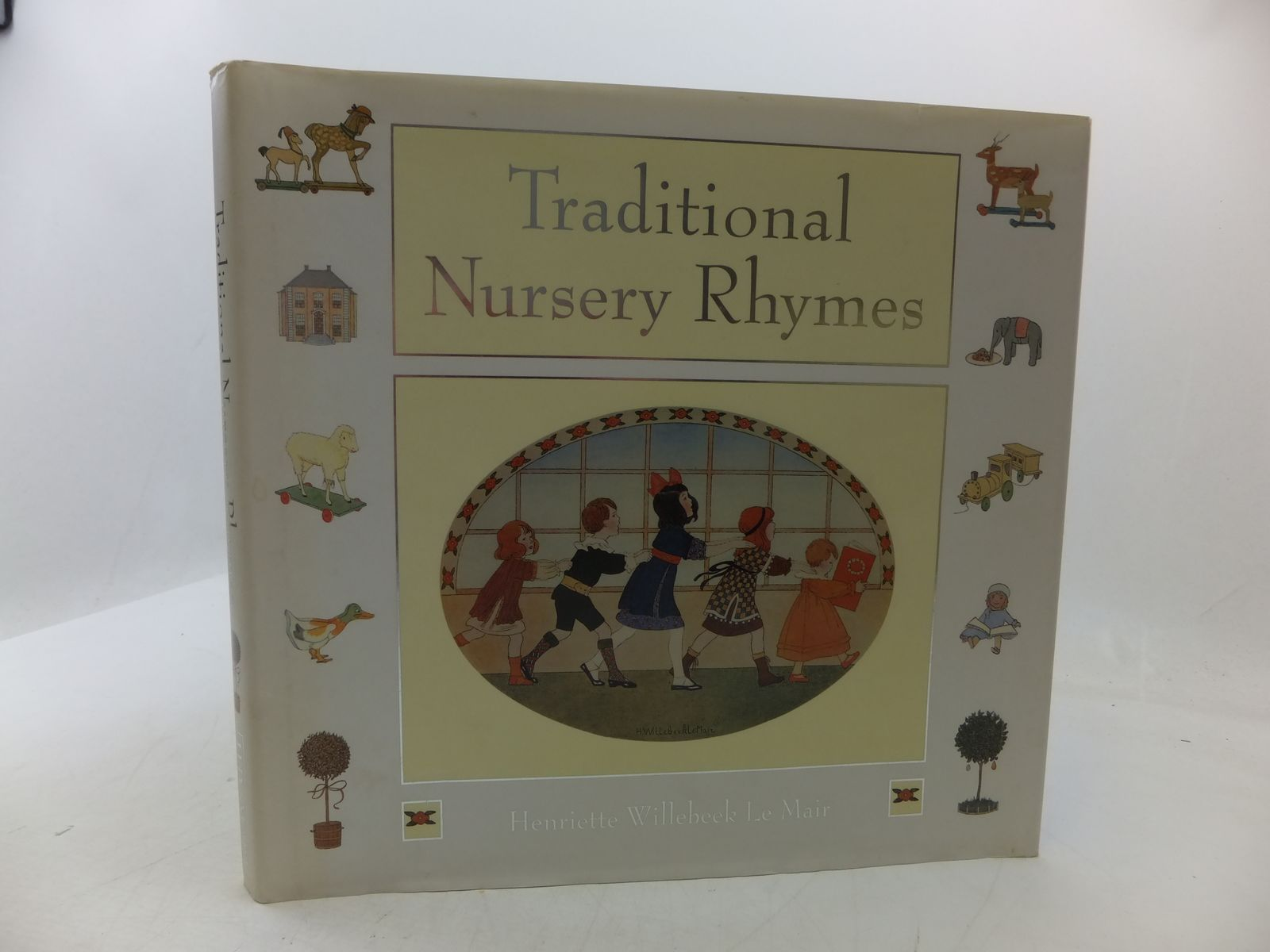 Photo of TRADITIONAL NURSERY RHYMES illustrated by Willebeek Le Mair, Henriette published by Ted Smart (STOCK CODE: 1808073)  for sale by Stella & Rose's Books