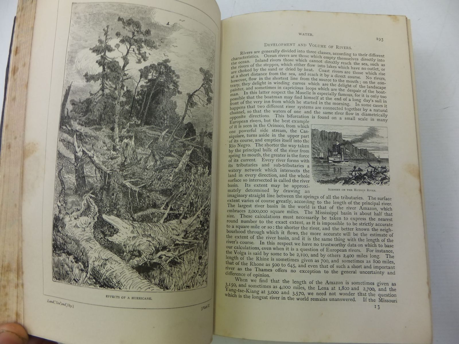 Photo of LAND, SEA AND SKY: WONDERS OF LIFE AND NATURE written by Klein, Herman<br />Minshull, J. published by Ward Lock & Co Ltd. (STOCK CODE: 1808078)  for sale by Stella & Rose's Books