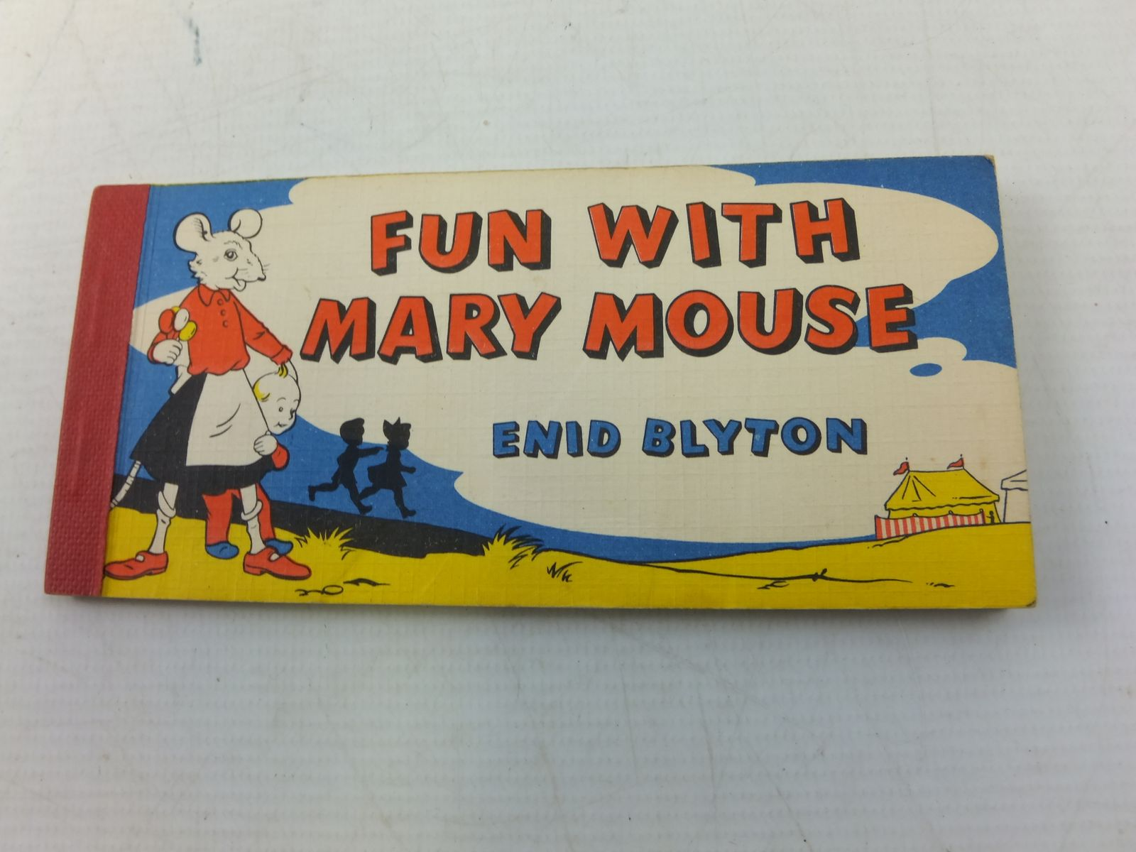 Photo of FUN WITH MARY MOUSE written by Blyton, Enid illustrated by Paul-Hoye, R. published by Brockhampton Press Ltd. (STOCK CODE: 1808141)  for sale by Stella & Rose's Books