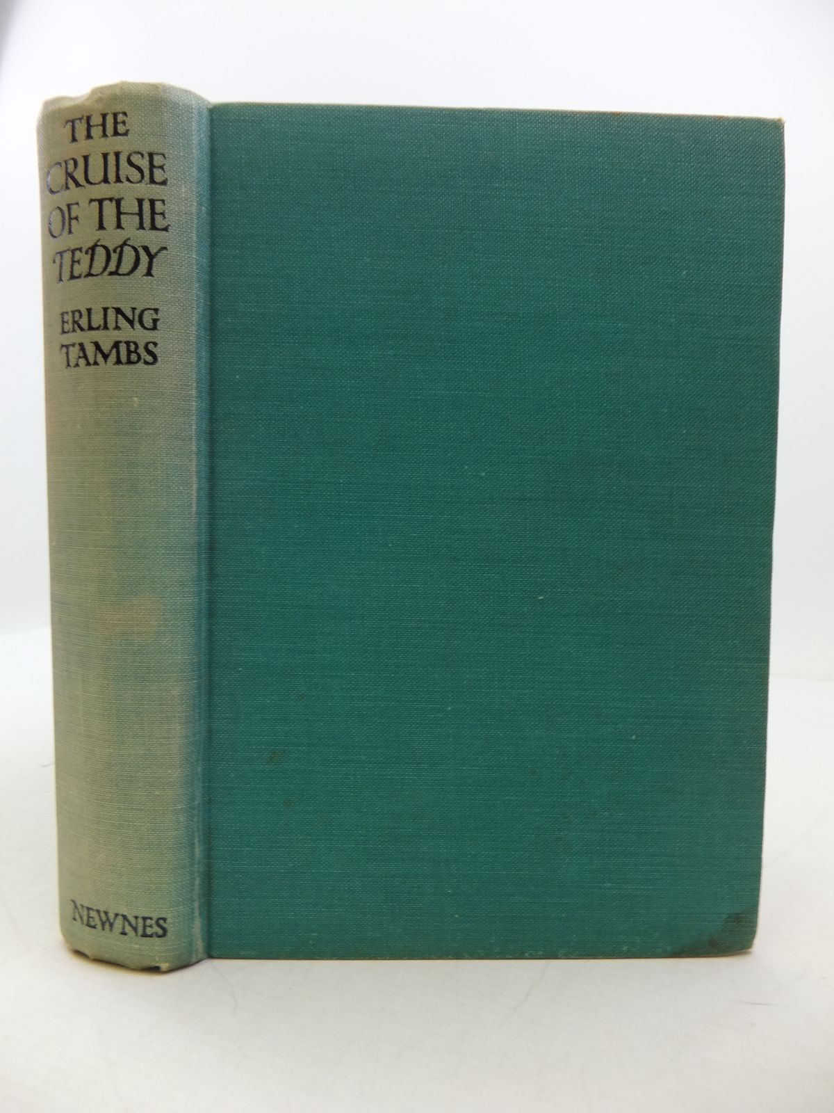 Photo of THE CRUISE OF THE TEDDY written by Tambs, Erling<br />Ransome, Arthur published by George Newnes Limited (STOCK CODE: 1808150)  for sale by Stella & Rose's Books