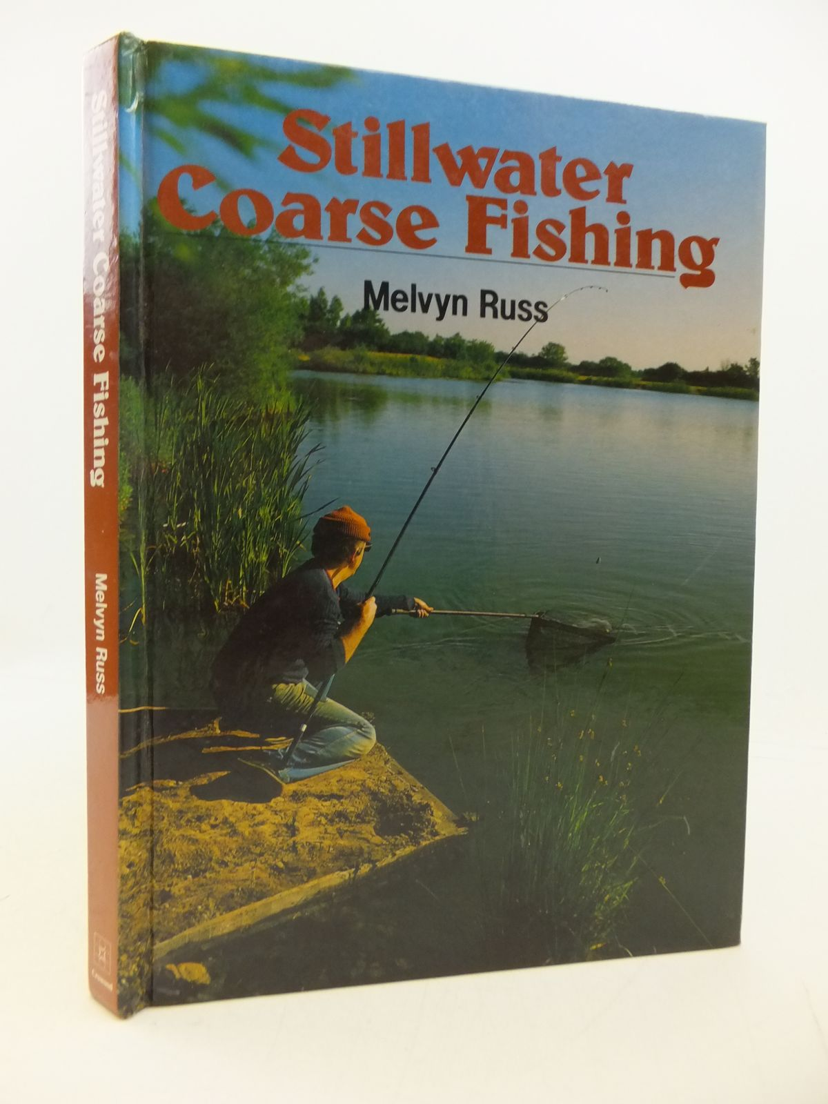 Photo of STILLWATER COARSE FISHING written by Russ, Melvyn published by The Crowood Press (STOCK CODE: 1808283)  for sale by Stella & Rose's Books