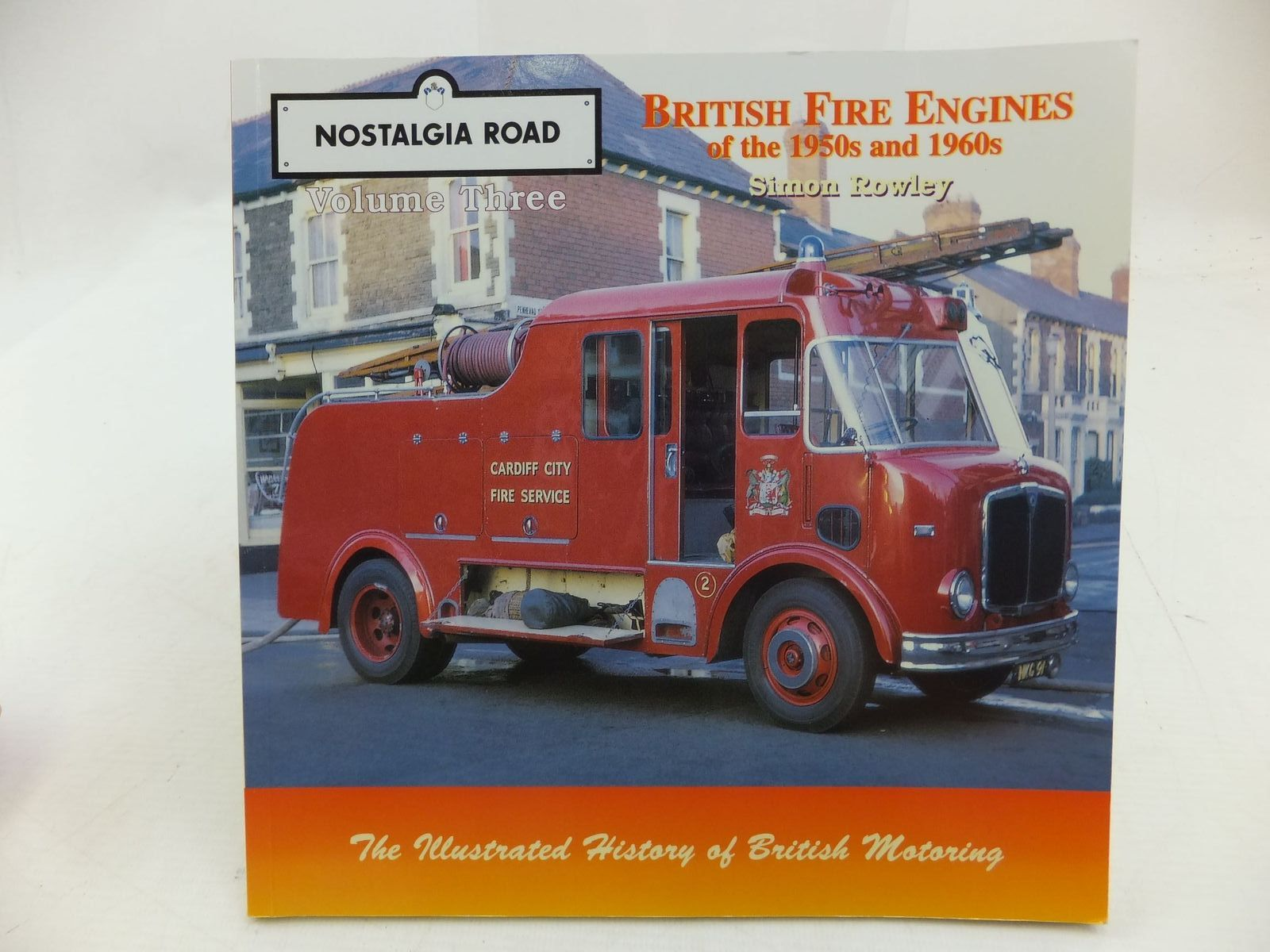 Photo of BRITISH FIRE ENGINES OF THE 1950S & '60S written by Rowley, Simon published by Trans-Pennine Publishing (STOCK CODE: 1808369)  for sale by Stella & Rose's Books