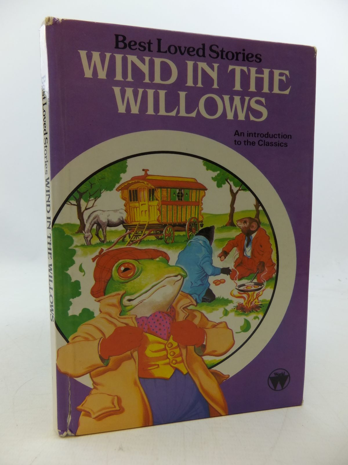 Photo of BEST LOVED STORIES: WIND IN THE WILLOWS written by Grahame, Kenneth published by World International Publishing Limited. (STOCK CODE: 1808454)  for sale by Stella & Rose's Books