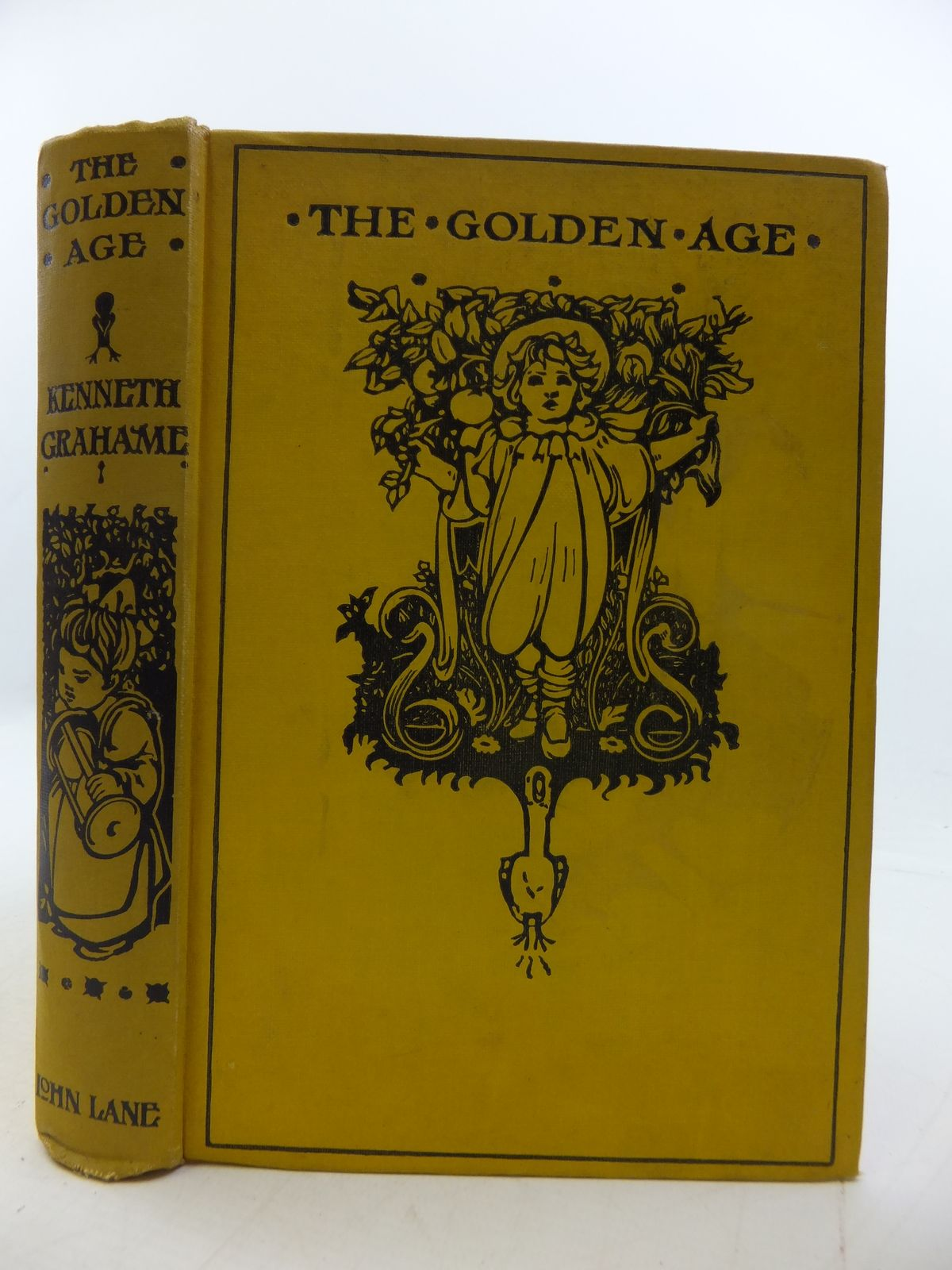 Photo of THE GOLDEN AGE- Stock Number: 1808462