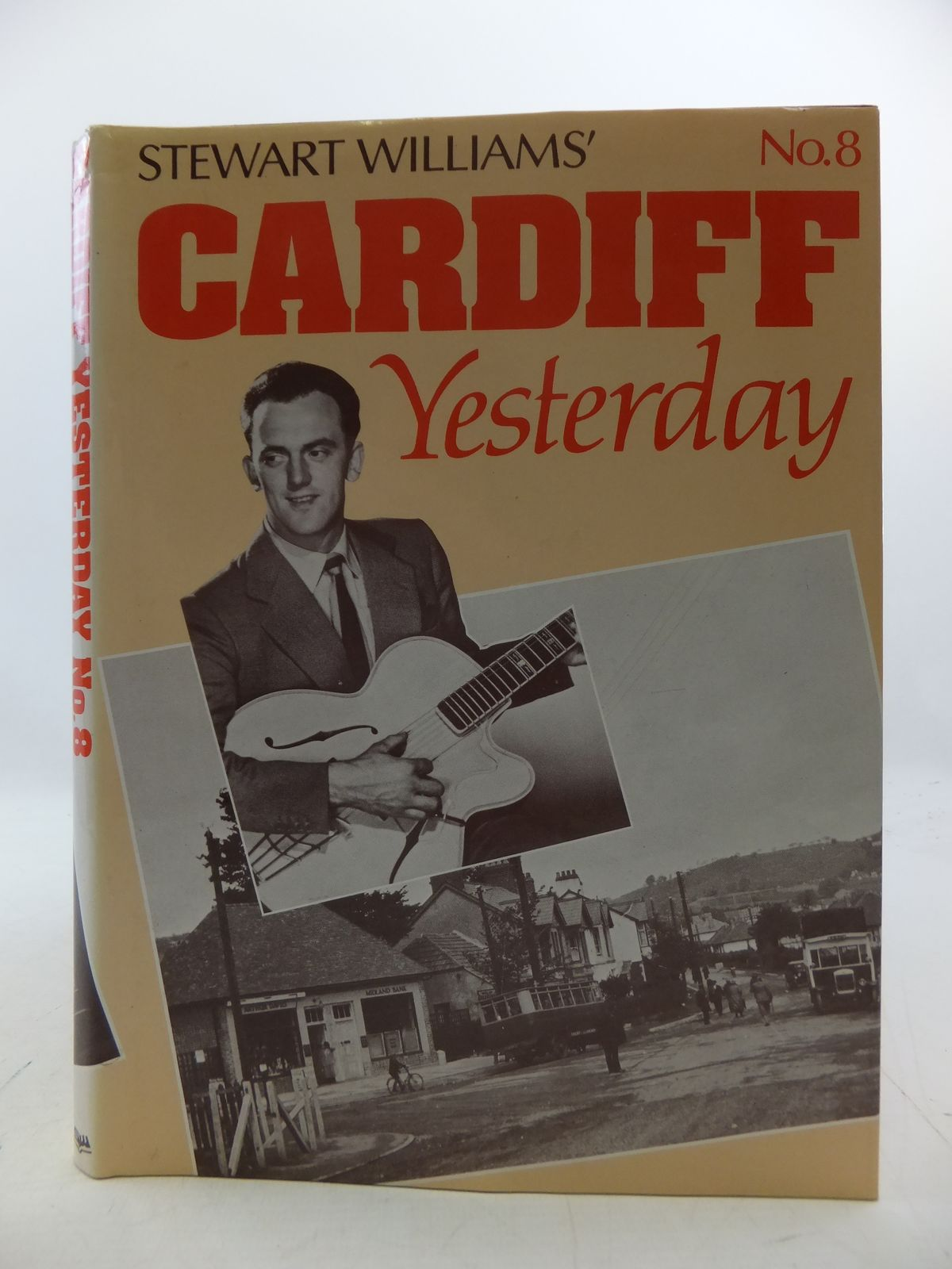 Photo of CARDIFF YESTERDAY No. 8 written by Williams, Stewart published by Stewart Williams (STOCK CODE: 1808497)  for sale by Stella & Rose's Books