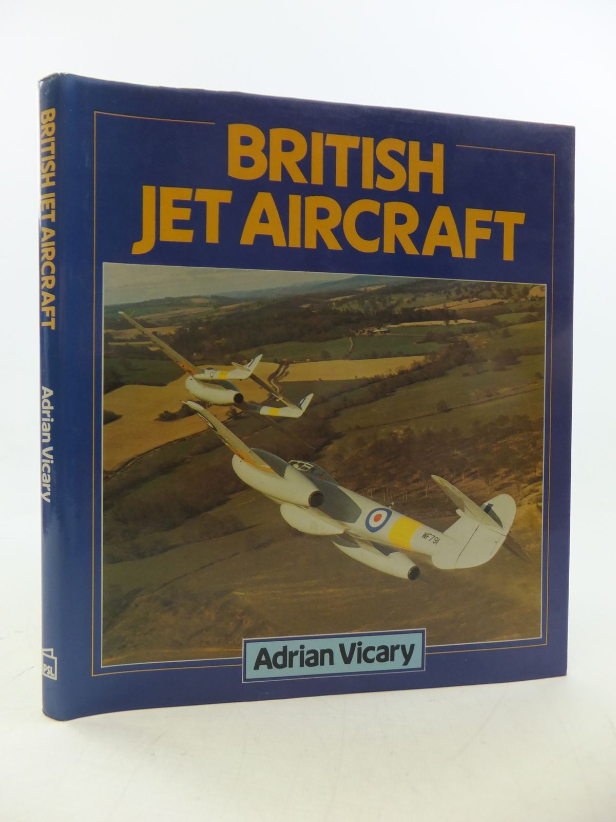 Photo of BRITISH JET AIRCRAFT written by Vicary, Adrian published by Patrick Stephens (STOCK CODE: 1808694)  for sale by Stella & Rose's Books
