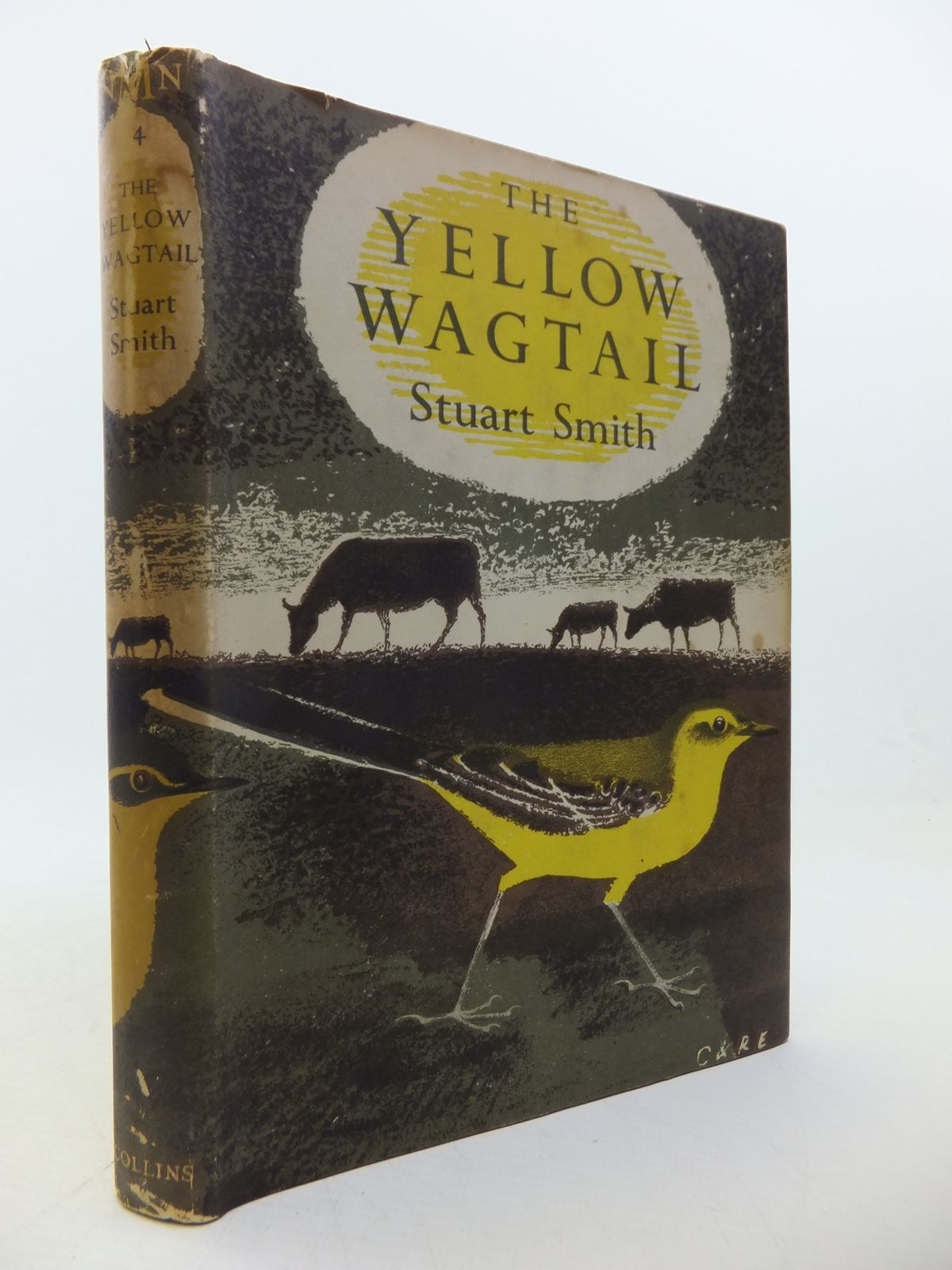 Photo of THE YELLOW WAGTAIL (NMN 4) written by Smith, Stuart illustrated by Bradbury, Edward published by Collins (STOCK CODE: 1808766)  for sale by Stella & Rose's Books