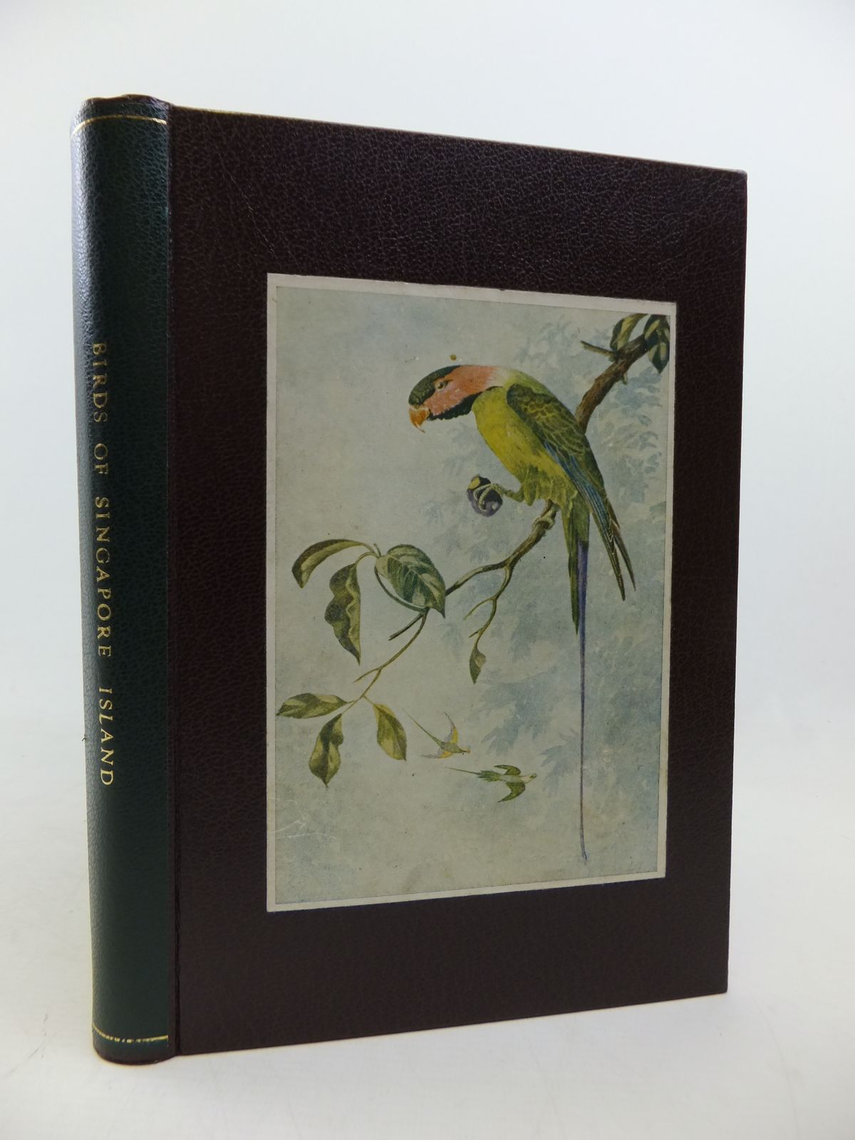 Photo of THE BIRDS OF SINGAPORE ISLAND written by Bucknill, John A.S.<br />Chasen, F.N. illustrated by Levett-Yeats, G.A. published by W.T. Cherry (STOCK CODE: 1808816)  for sale by Stella & Rose's Books