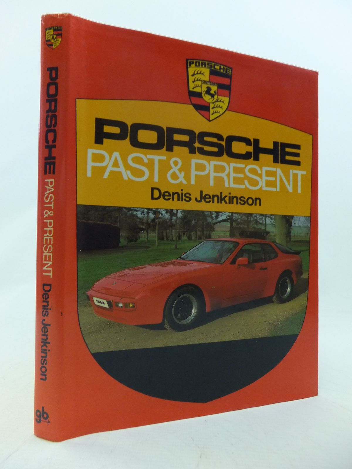 Photo of PORSCHE PAST & PRESENT written by Jenkinson, Denis published by Gentry Books (STOCK CODE: 1808971)  for sale by Stella & Rose's Books
