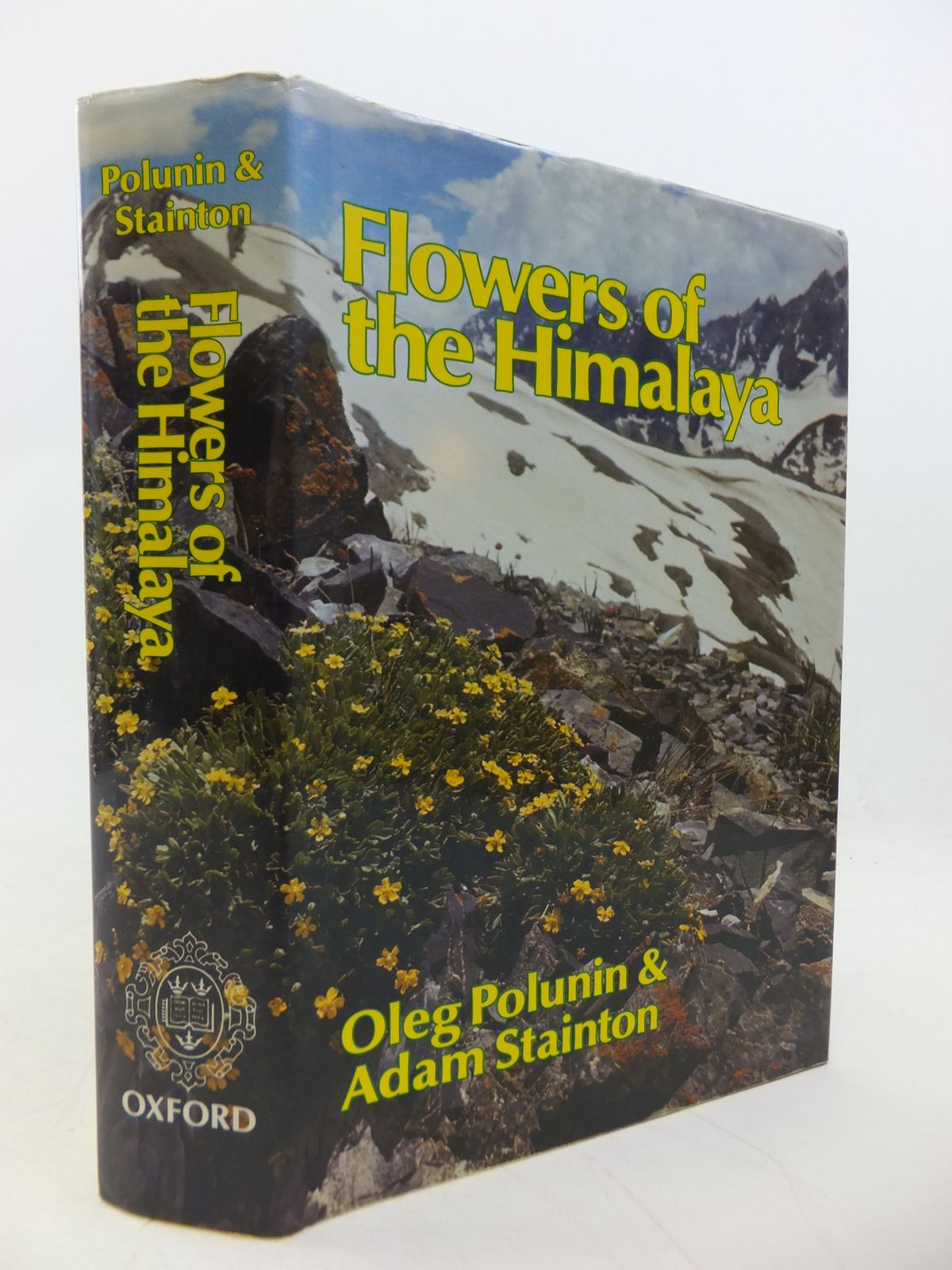 Photo of FLOWERS OF THE HIMALAYA written by Polunin, Oleg<br />Stainton, Adam illustrated by Farrer, Ann published by Oxford University Press (STOCK CODE: 1809072)  for sale by Stella & Rose's Books