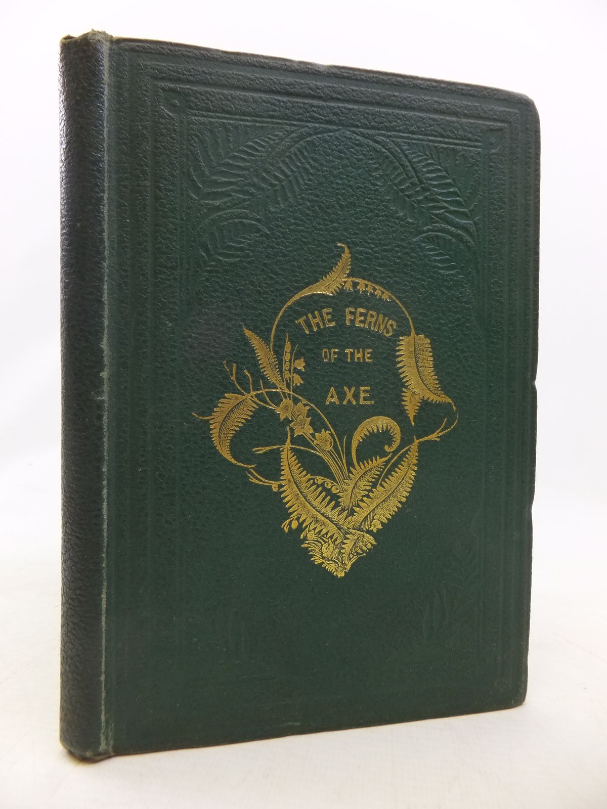 Photo of THE FERNS OF THE AXE written by Edwards, Z.I. published by Hamilton, Adams, and Co. (STOCK CODE: 1809137)  for sale by Stella & Rose's Books