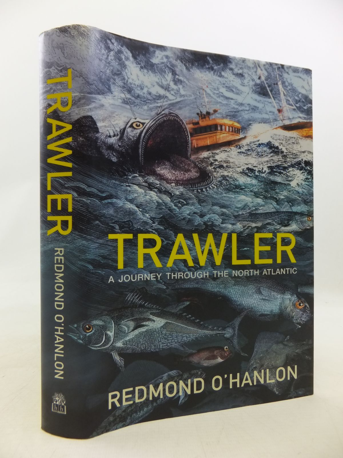 Photo of TRAWLER written by O'Hanlon, Redmond published by Hamish Hamilton (STOCK CODE: 1809178)  for sale by Stella & Rose's Books