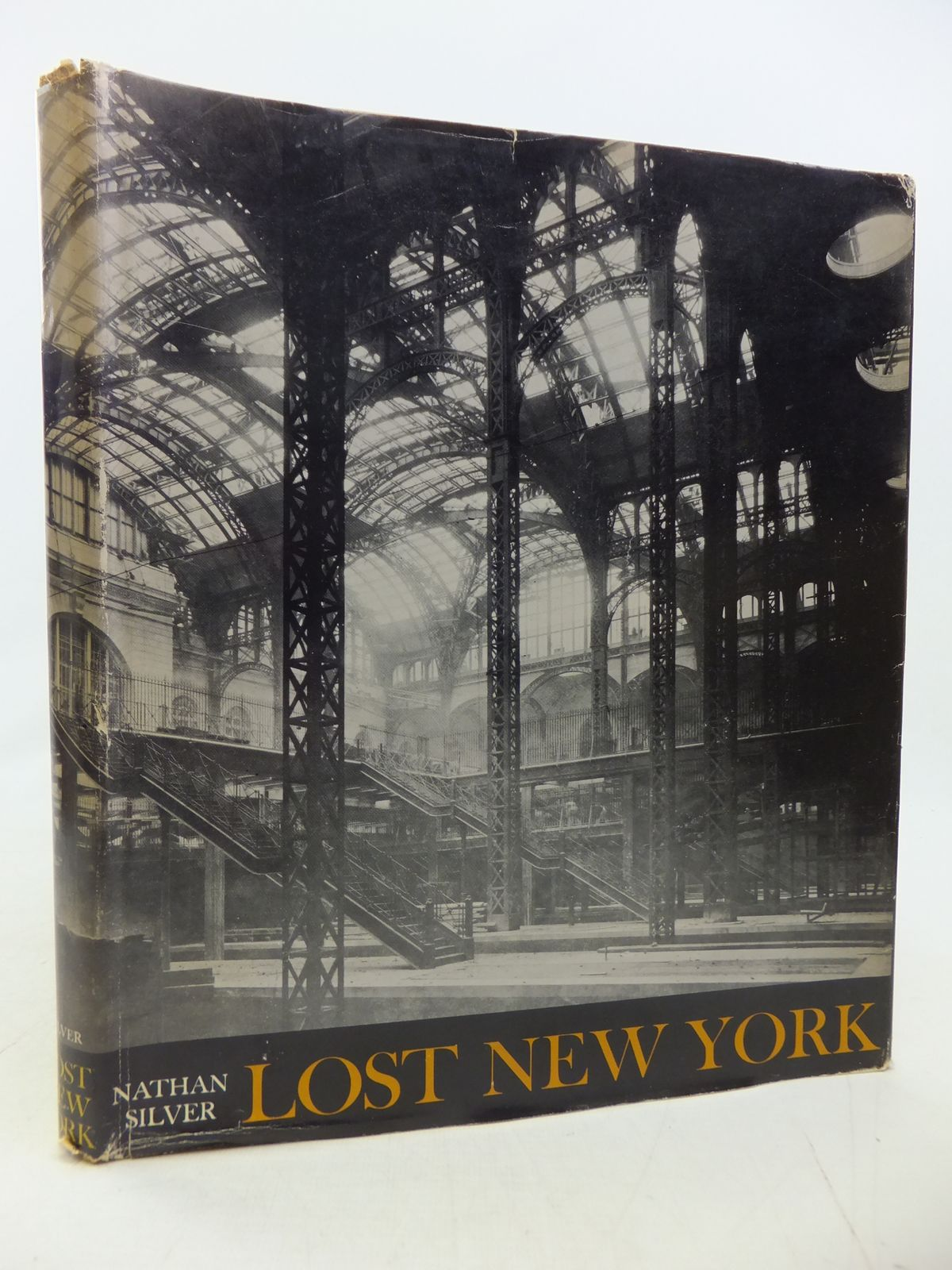 Photo of LOST NEW YORK written by Silver, Nathan published by Houghton Mifflin Company (STOCK CODE: 1809332)  for sale by Stella & Rose's Books