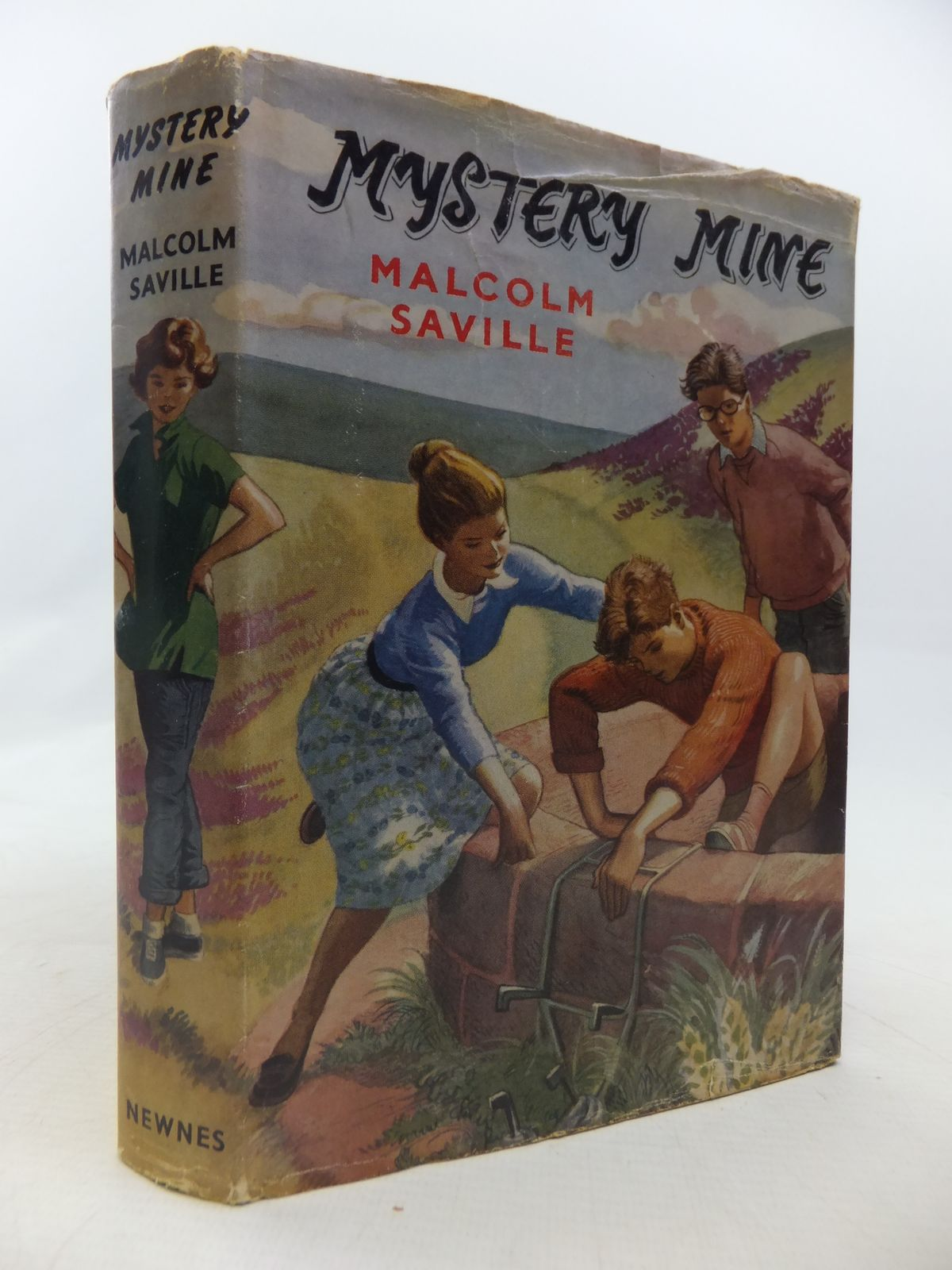 Photo of MYSTERY MINE written by Saville, Malcolm published by George Newnes Limited (STOCK CODE: 1809360)  for sale by Stella & Rose's Books