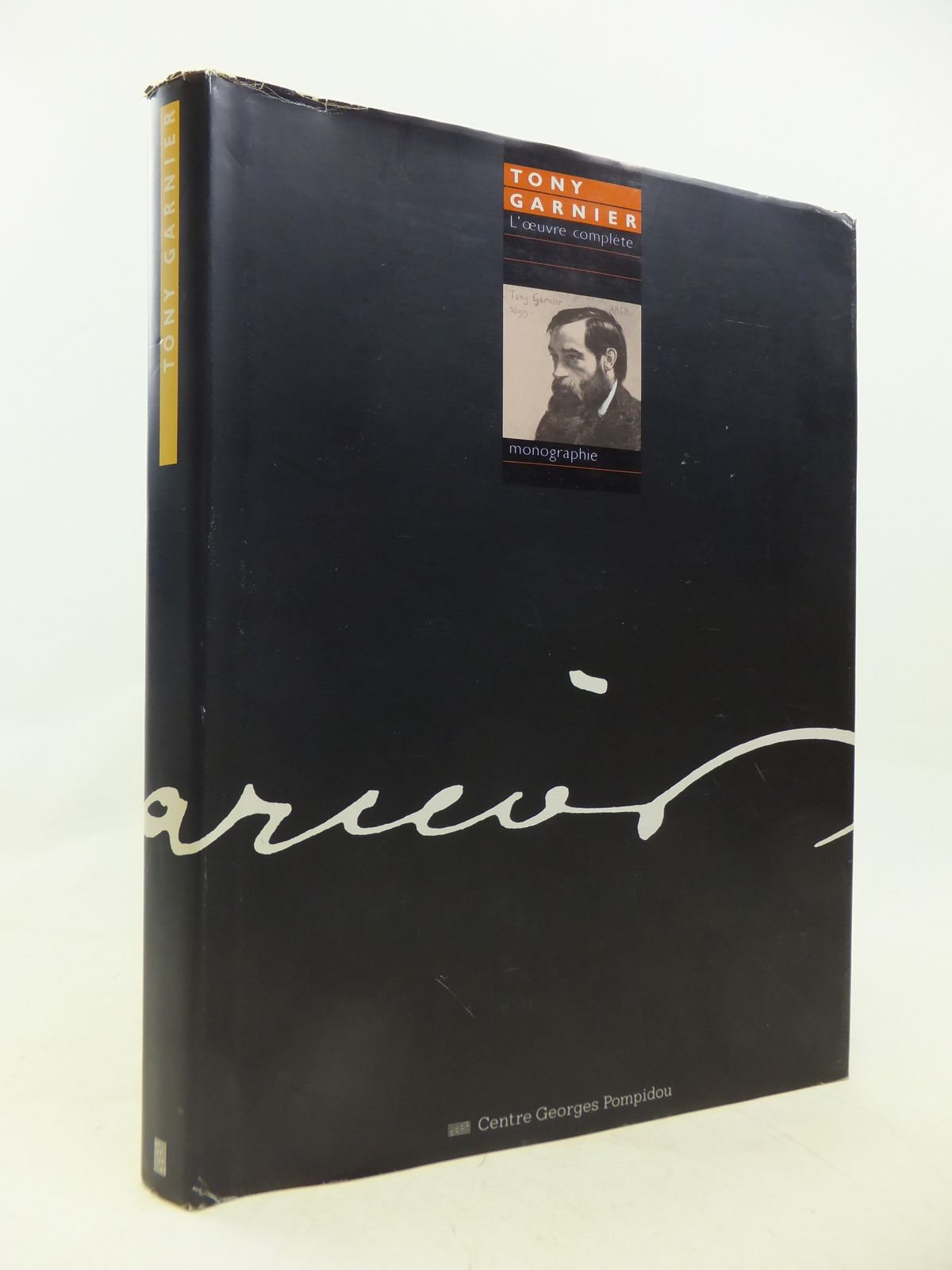 Photo of TONY GARNIER L'OEUVRE COMPLETE written by Guiheux, Alain<br />Cinqualbre, Olivier published by Centre Georges Pompidou (STOCK CODE: 1809368)  for sale by Stella & Rose's Books