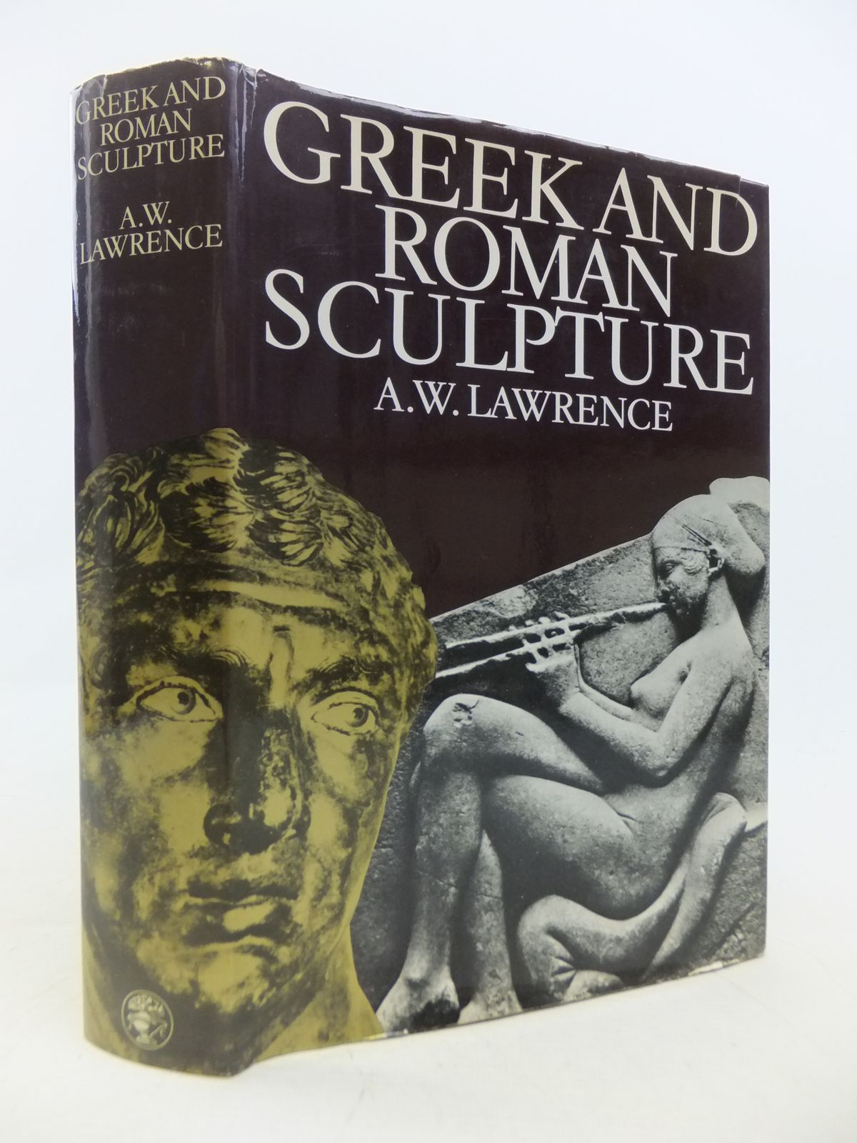 Photo of GREEK AND ROMAN SCULPTURE written by Lawrence, A.W. published by Jonathan Cape (STOCK CODE: 1809474)  for sale by Stella & Rose's Books