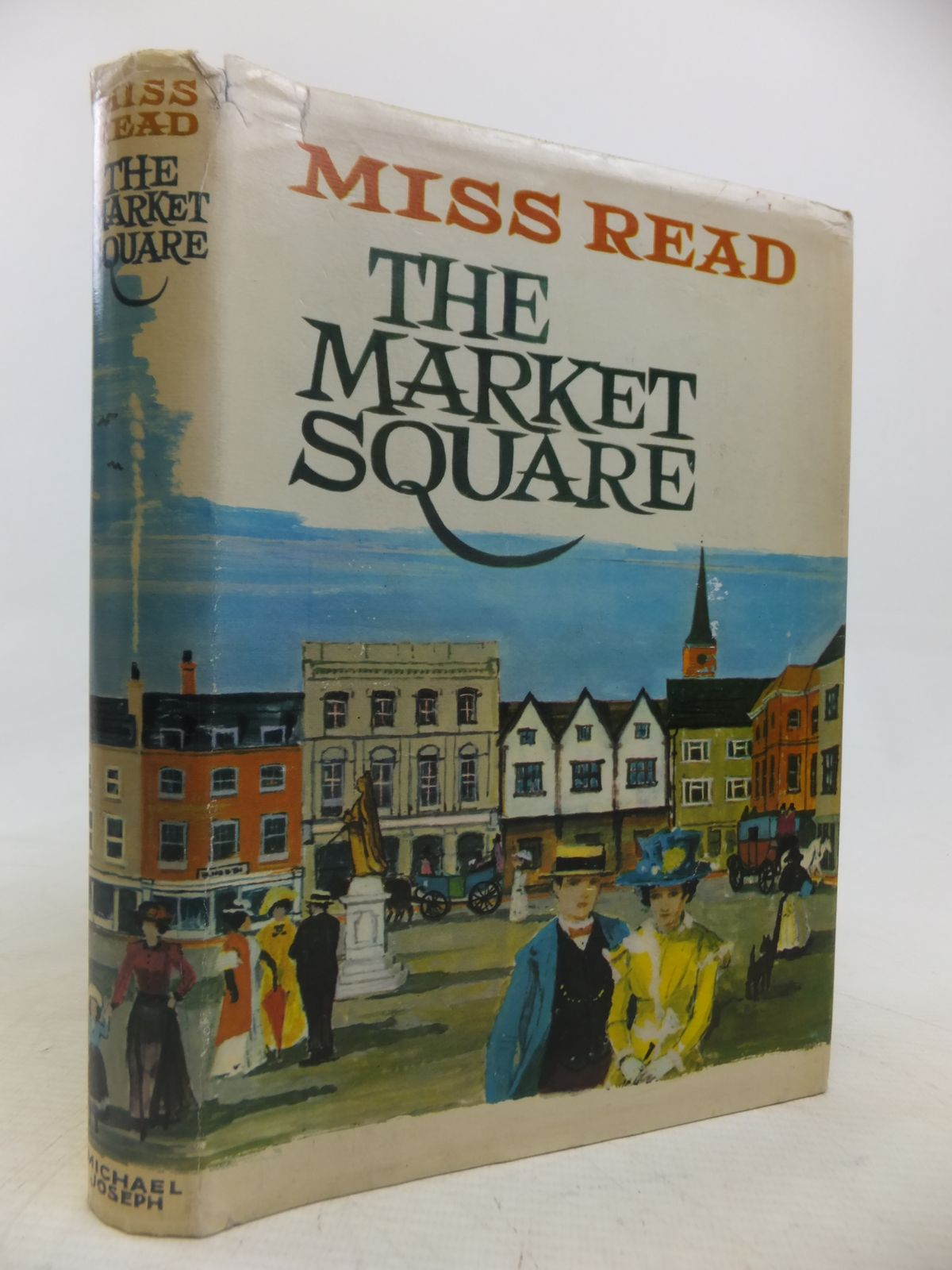 Photo of THE MARKET SQUARE written by Read, Miss illustrated by Grimley, Harry published by Michael Joseph (STOCK CODE: 1809548)  for sale by Stella & Rose's Books