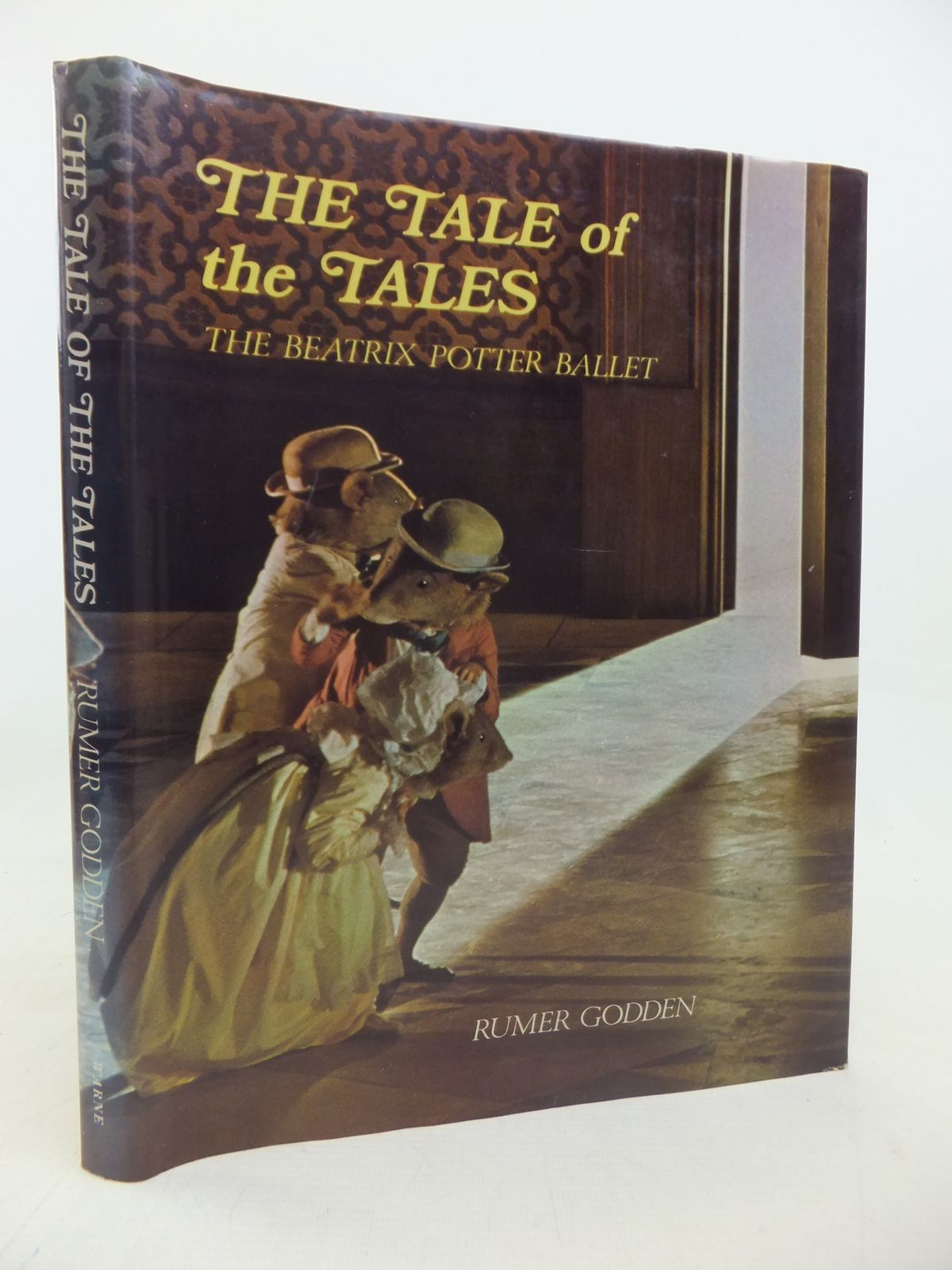 Photo of THE TALE OF THE TALES written by Godden, Rumer illustrated by Potter, Beatrix published by Frederick Warne (STOCK CODE: 1809638)  for sale by Stella & Rose's Books